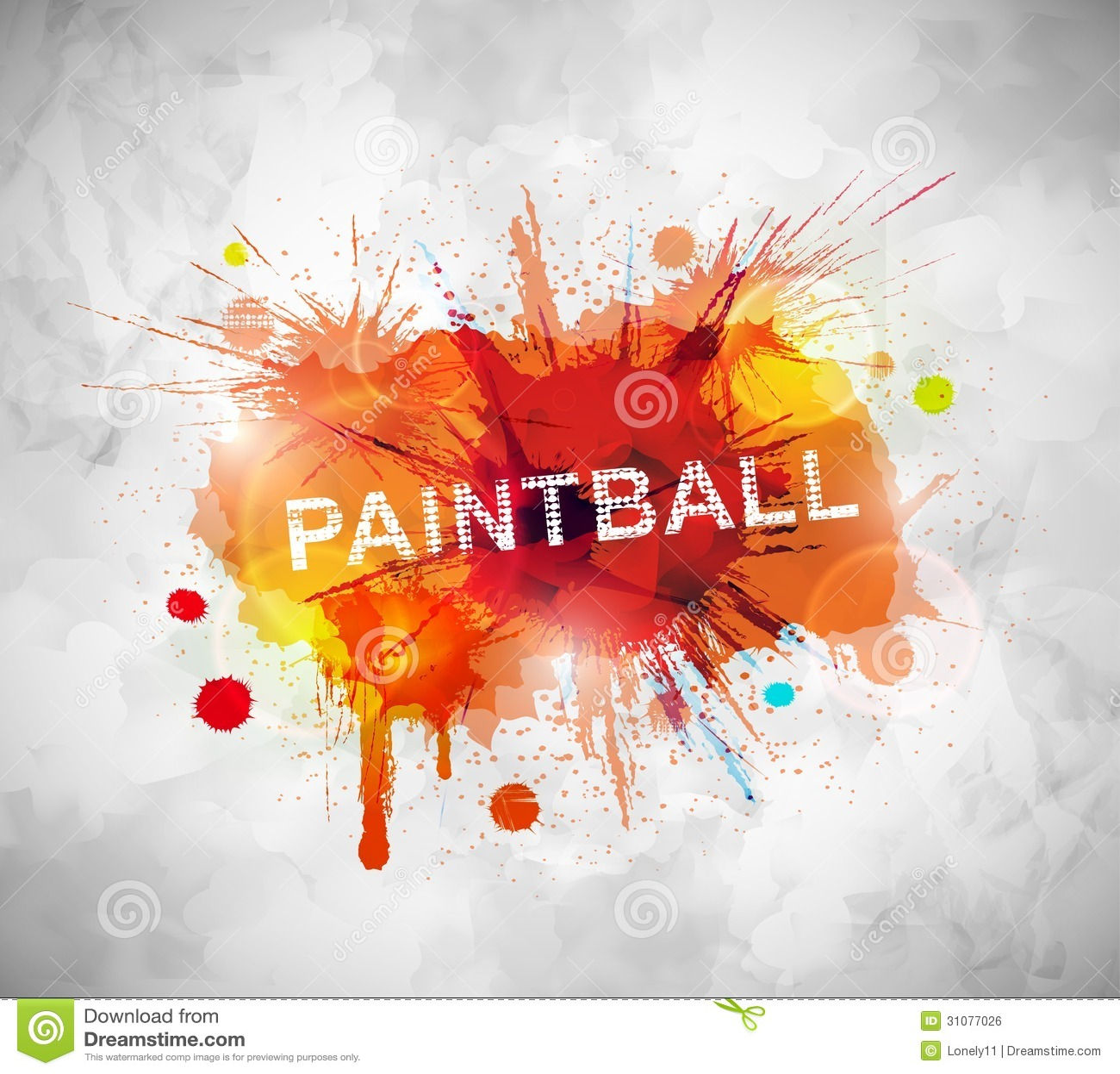 Bannière de Paintball