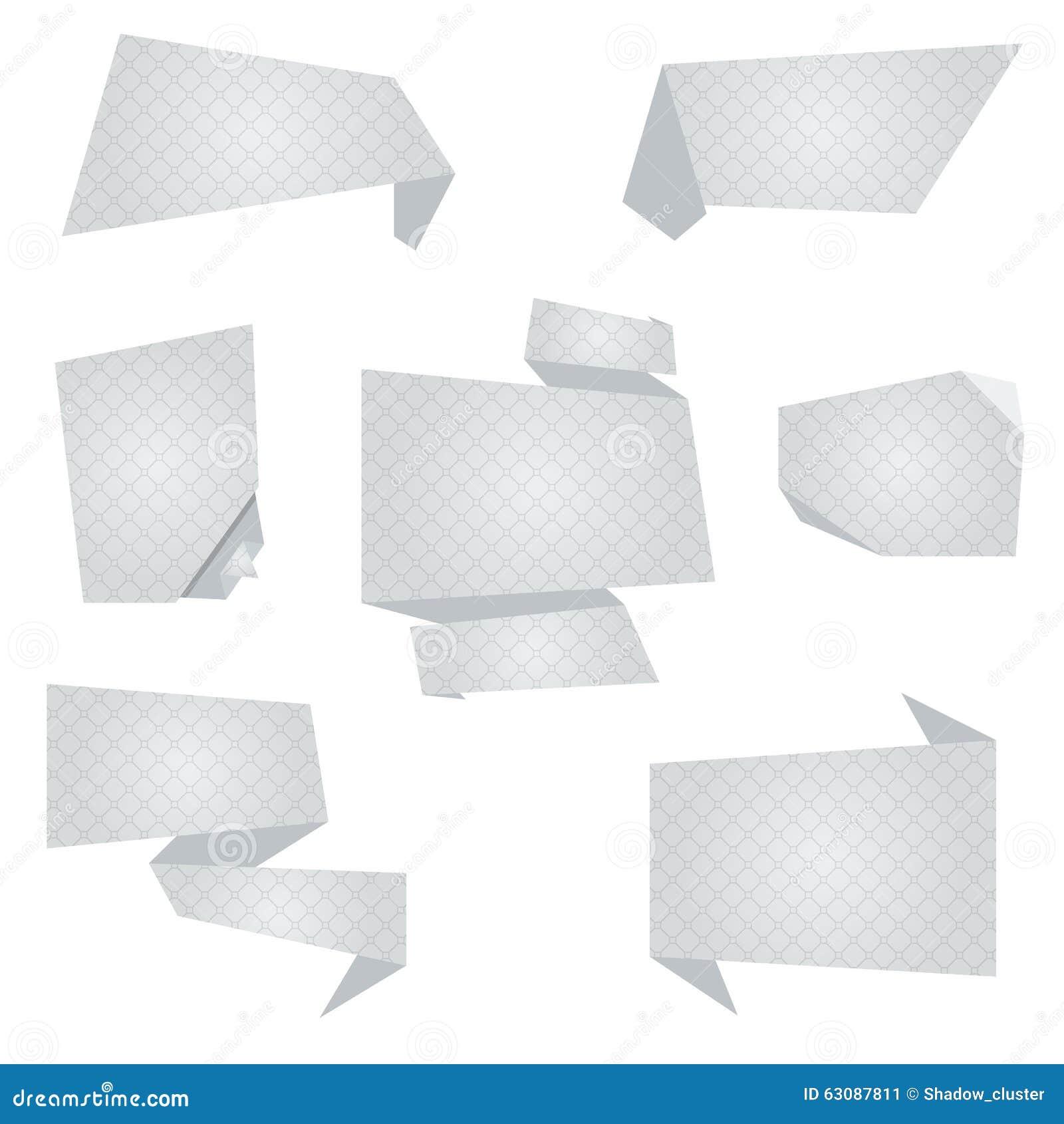 Download Bannières Plates De Vecteur Illustration de Vecteur - Illustration du extraordinaire, insigne: 63087811