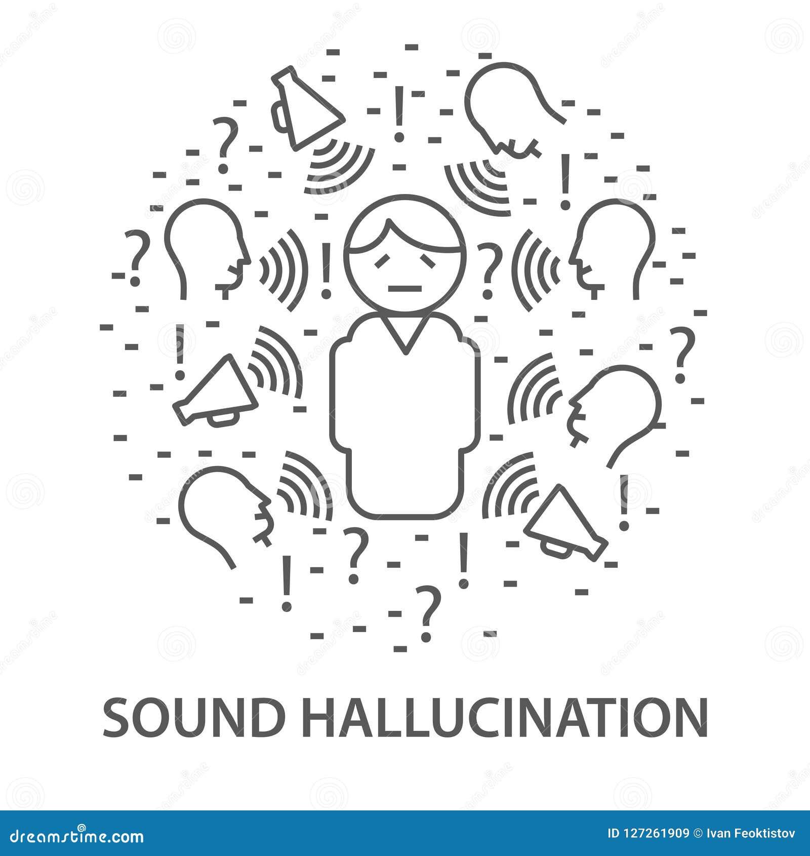 Bannières pour l hallucination saine