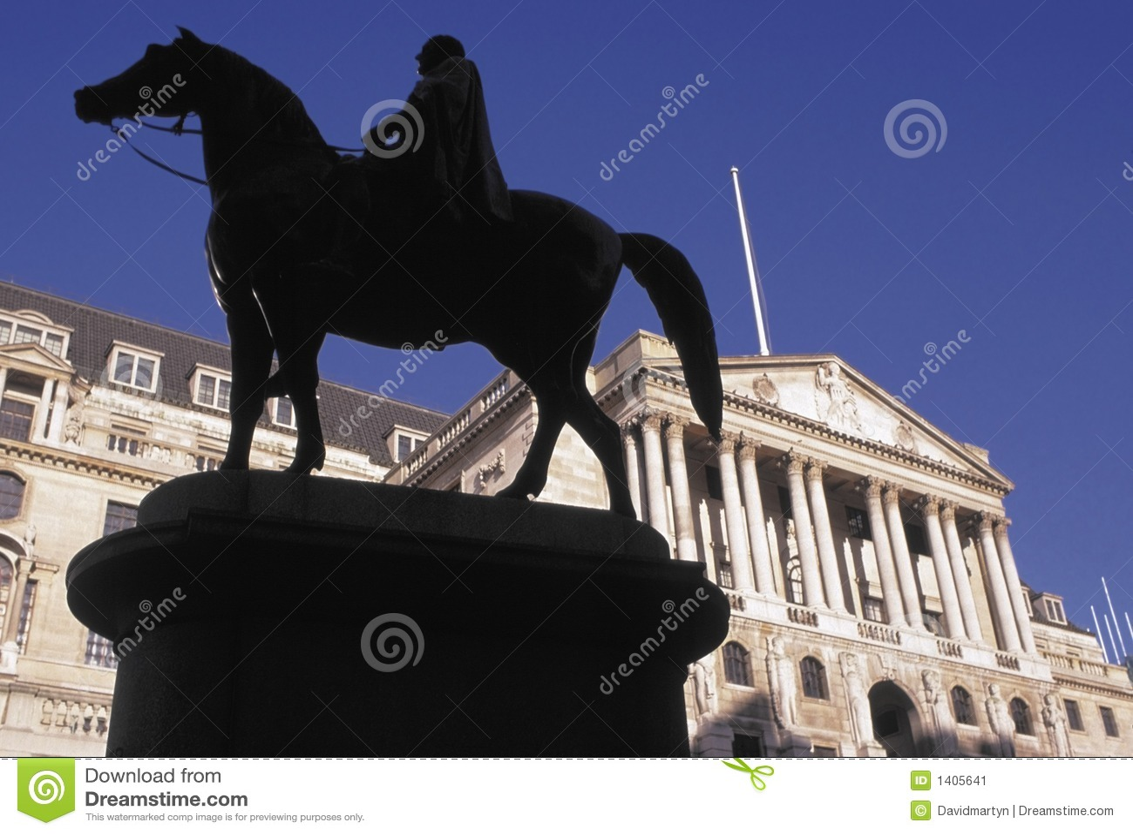 Banque d Angleterre la ville de rue Threadneedle de Londres Angleterre
