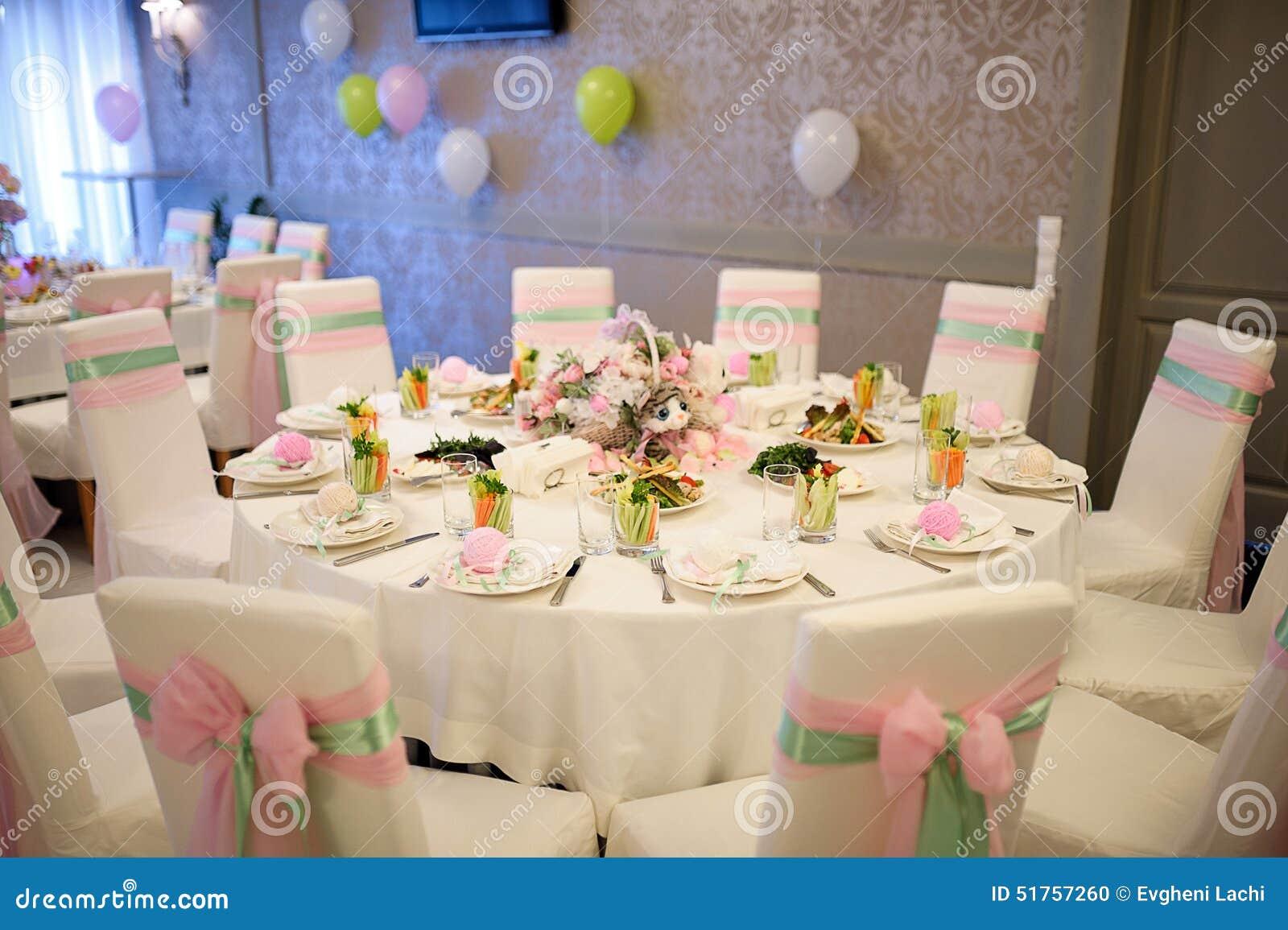 Decor Table Anniversaire  Ans Mariage
