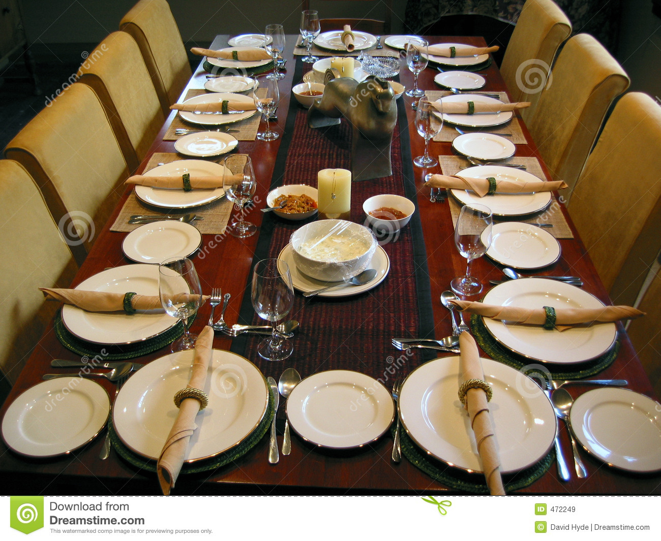 Good Banquet Table Setting Part - 2: Banquet Setting Table ...