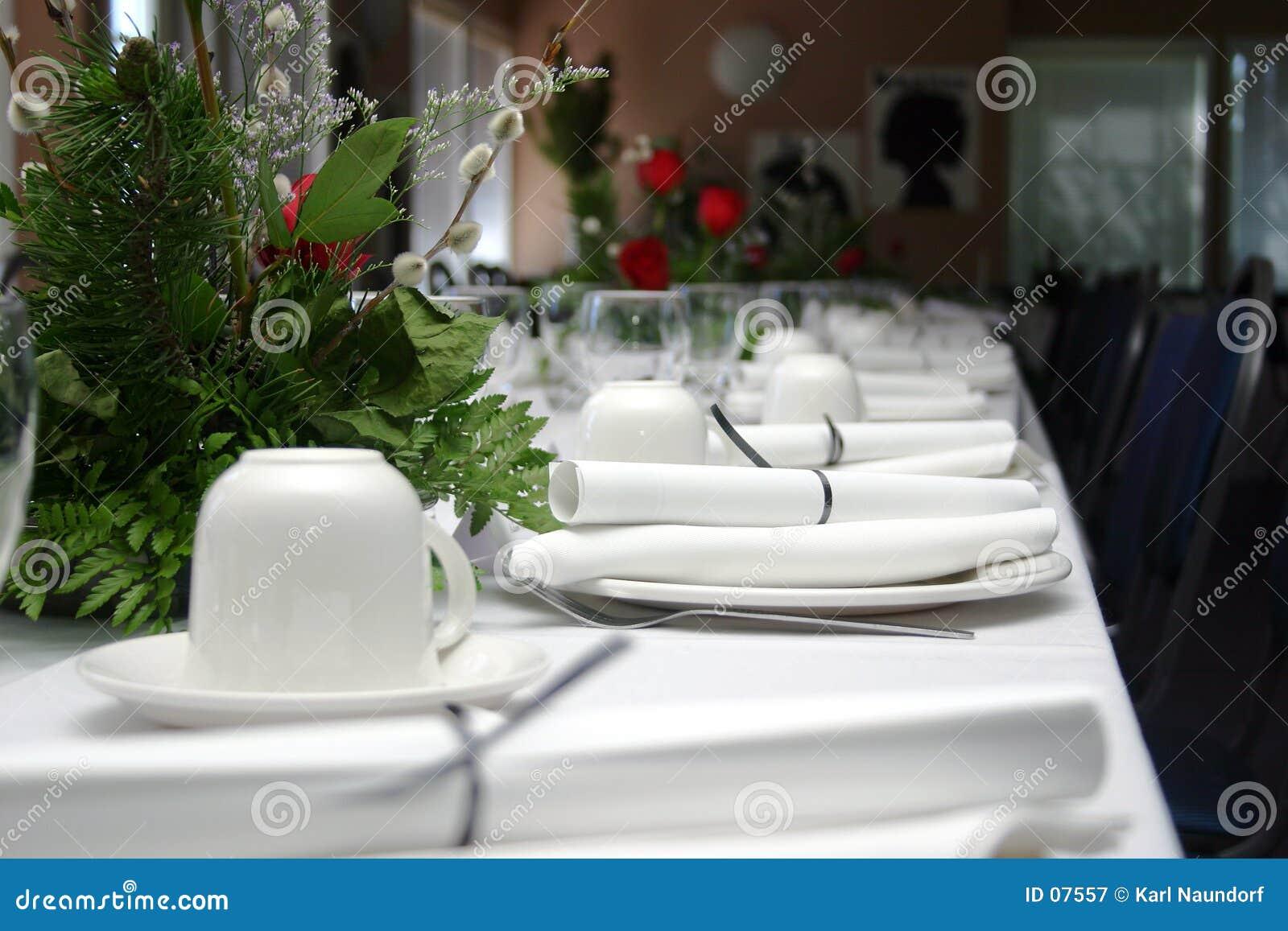 Banquete formal mim