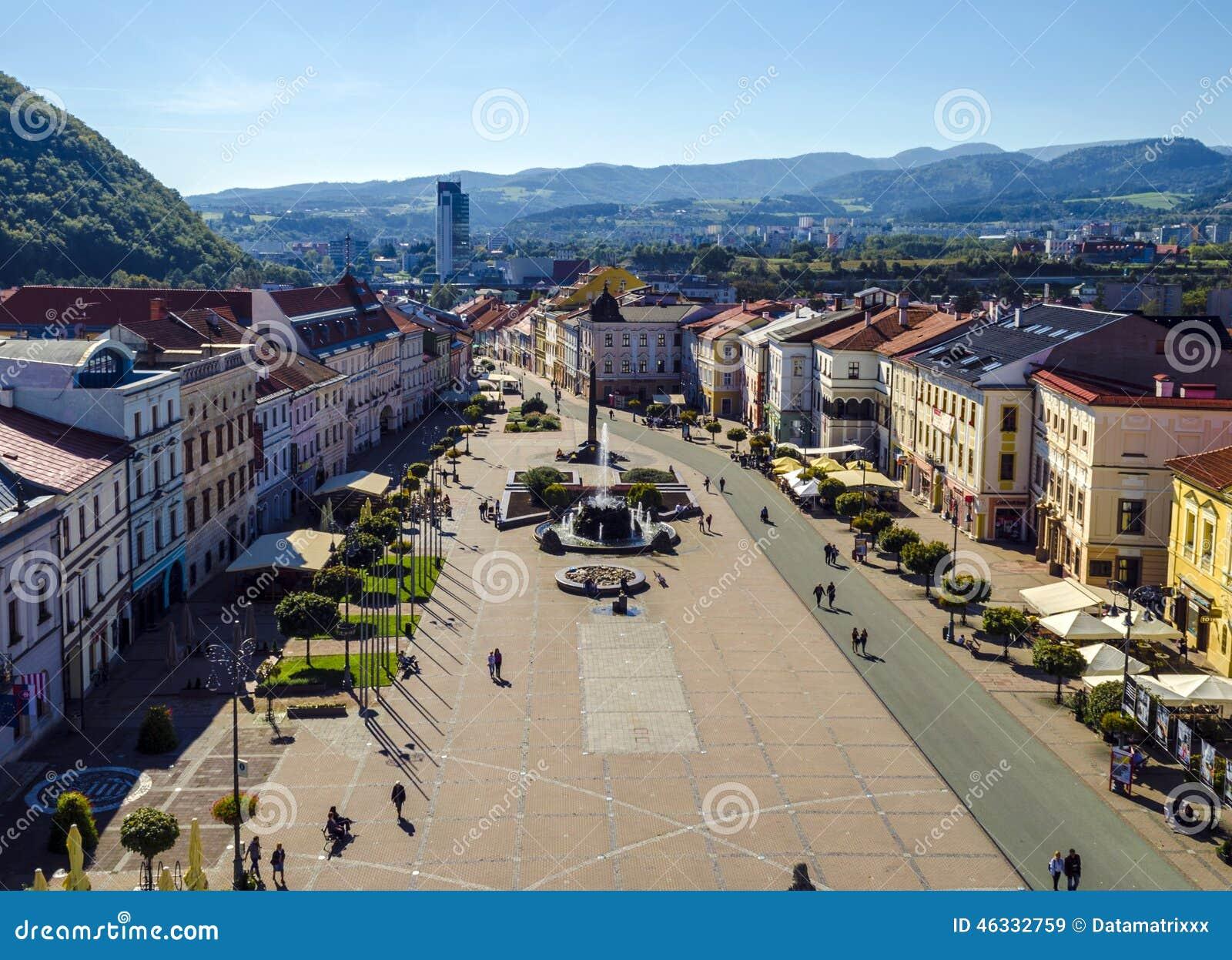 Banska Bystrica - Centrum