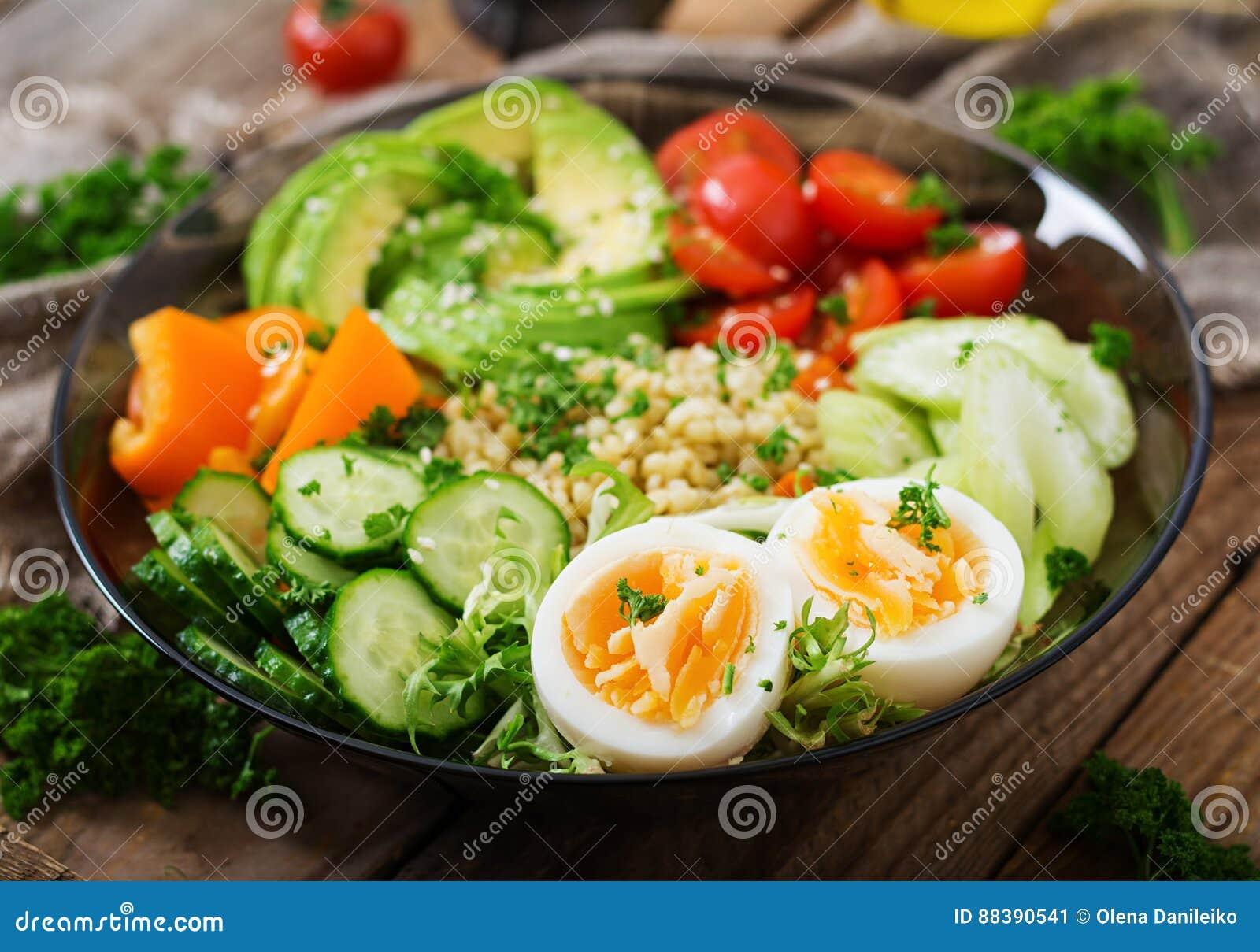 banta med ägg