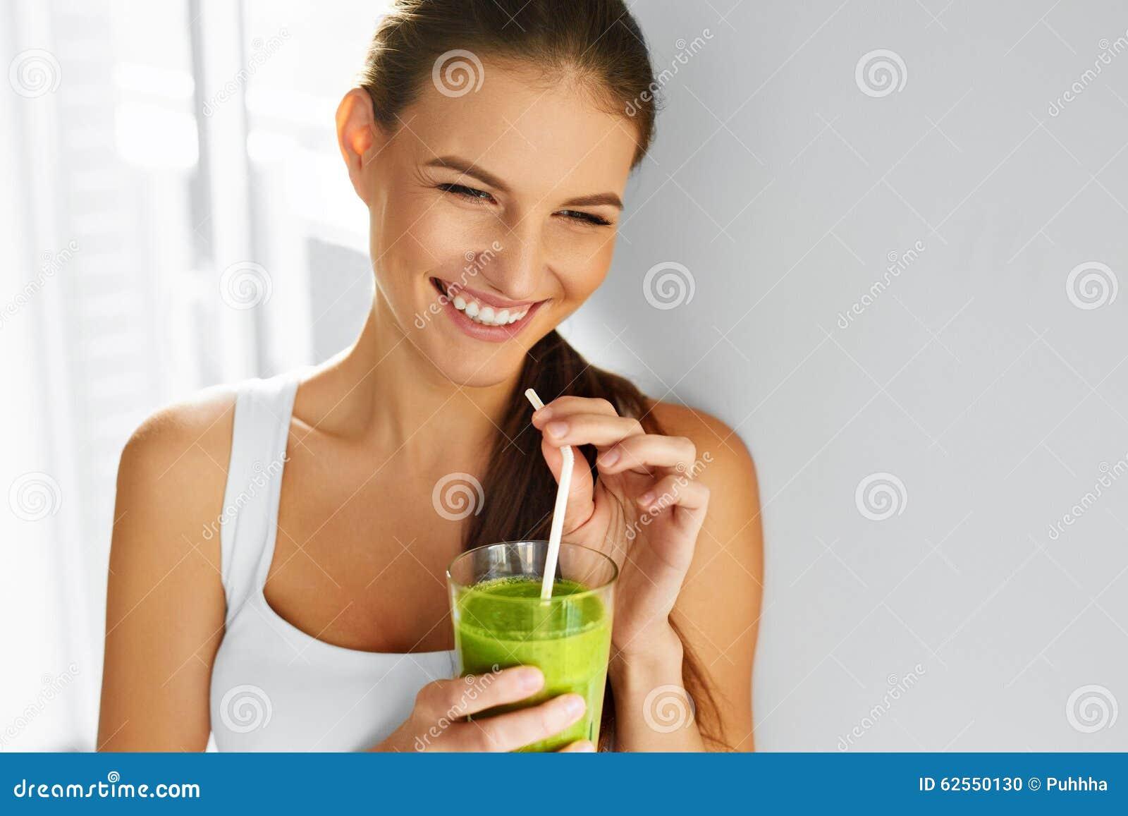 Banta Sund äta kvinna som dricker fruktsaft Livsstil mat Nutr