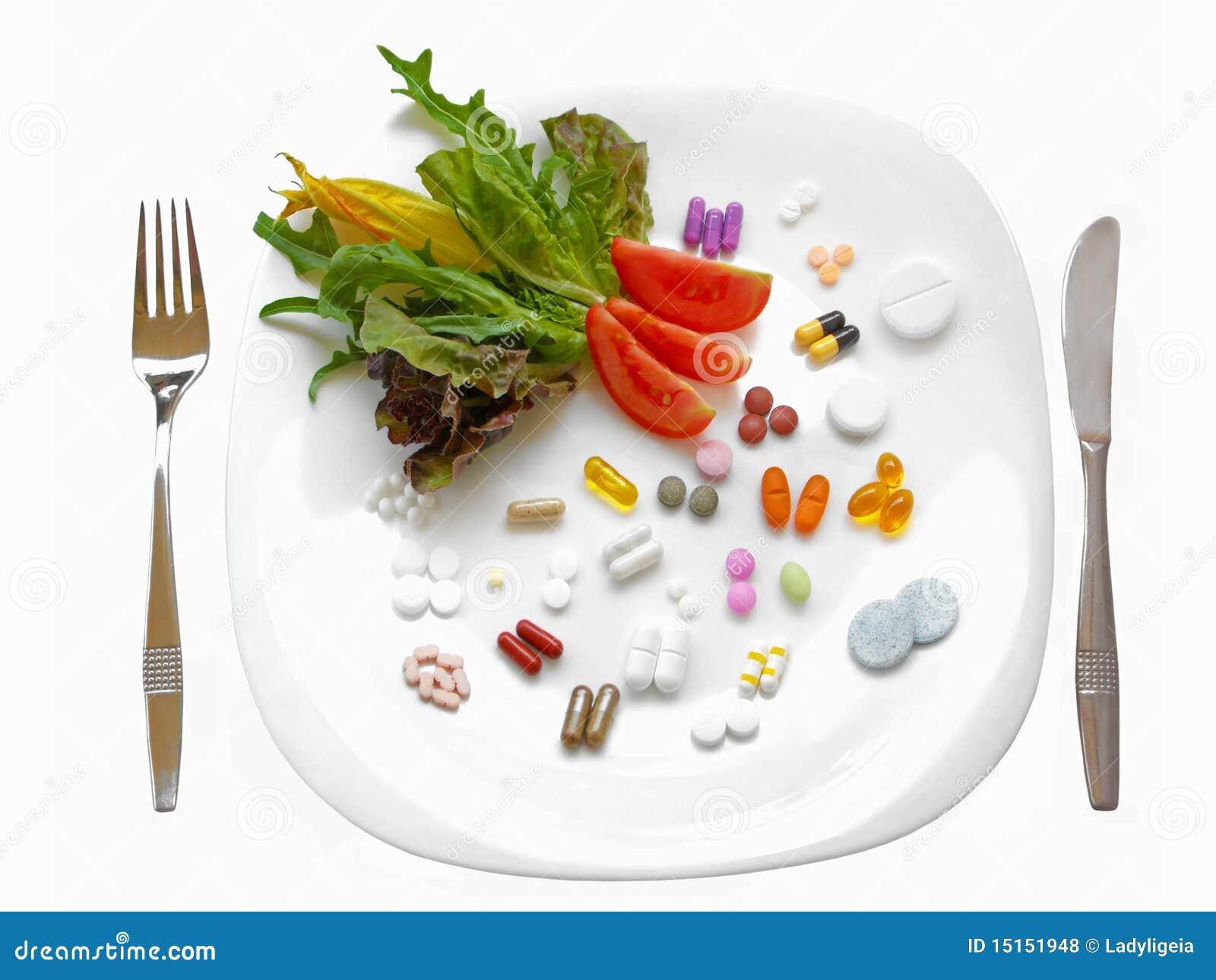 Banta sunda supplements för mat vs