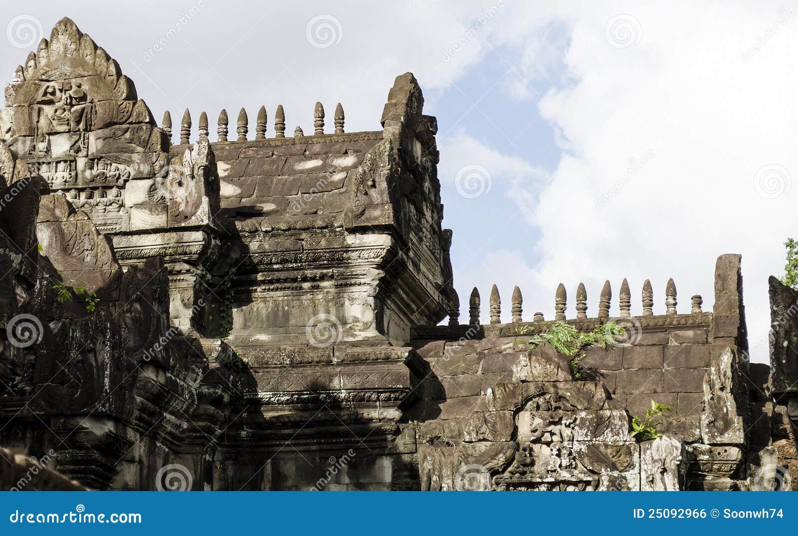 Banteay Samre Royalty Free Stock Image - Image: 25092966
