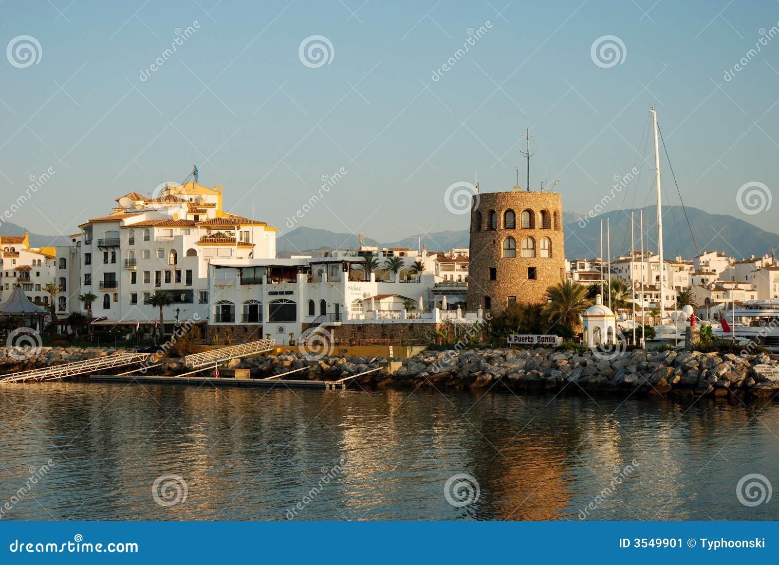Banusmarbella puerto spain