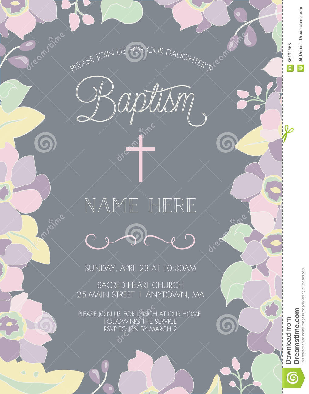 Baptism Christening First Communion Or Confirmation
