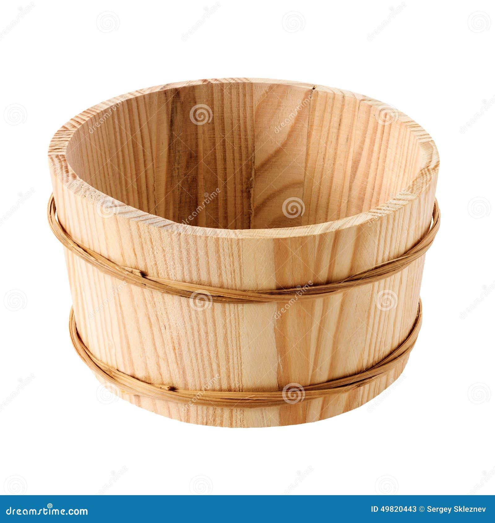 Baquet en bois photo stock image 49820443 - Baquet en bois jardin ...