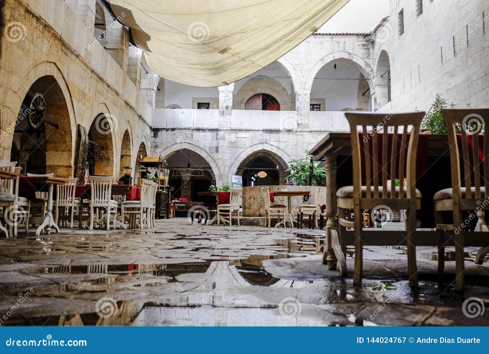 Bar du hôtel dans Safranbolu