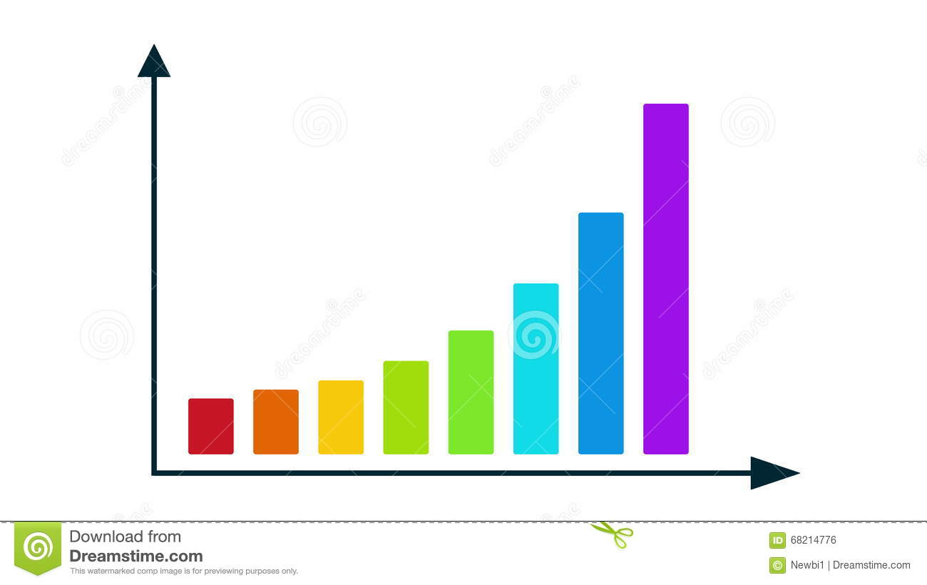 Bar graph chart with arrows axis stock footage video of account bar graph chart with arrows axis stock footage video of account isolated 68214776 ccuart Images