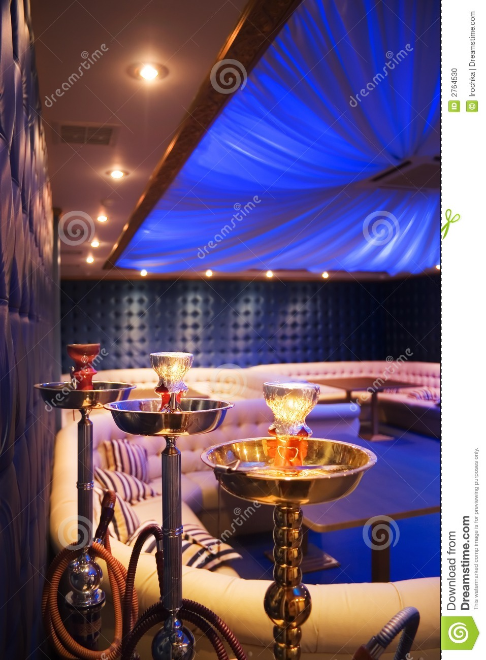 Bar luxueux de salon photo stock image 2764530 for Salon luxueux