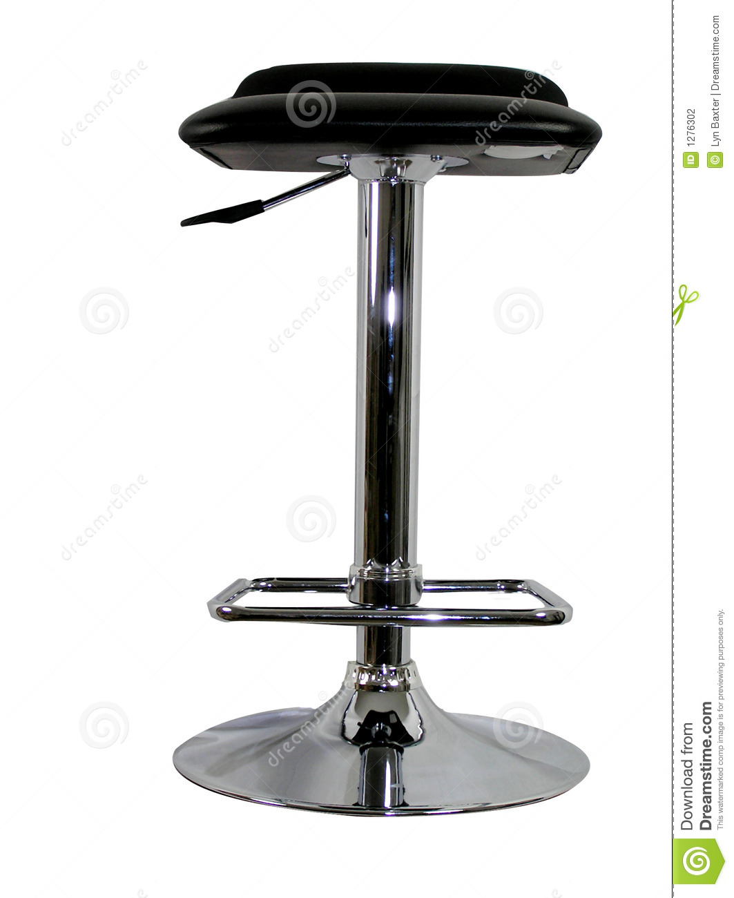 Bar Stool Stock Photography Image 1276302 : bar stool 1276302 from www.dreamstime.com size 1063 x 1300 jpeg 160kB