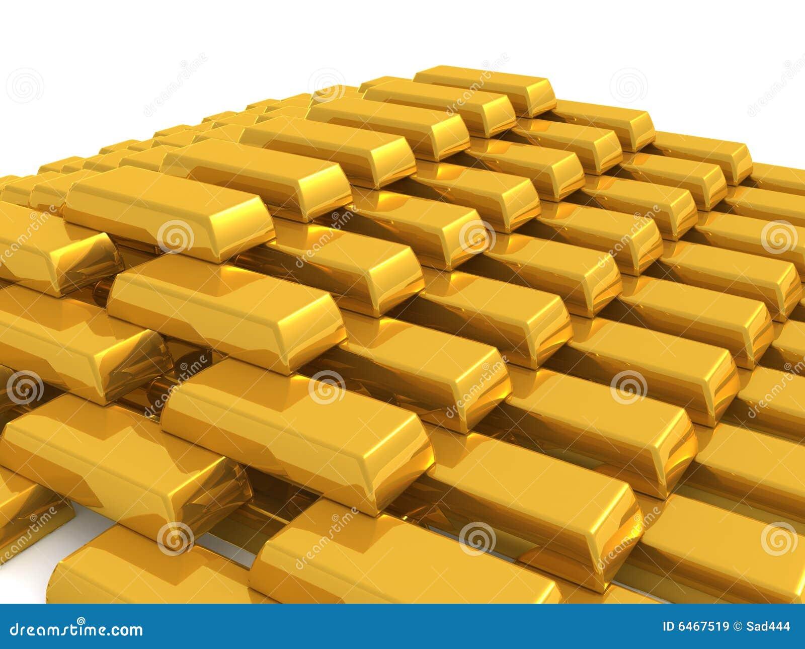 Bar złoto