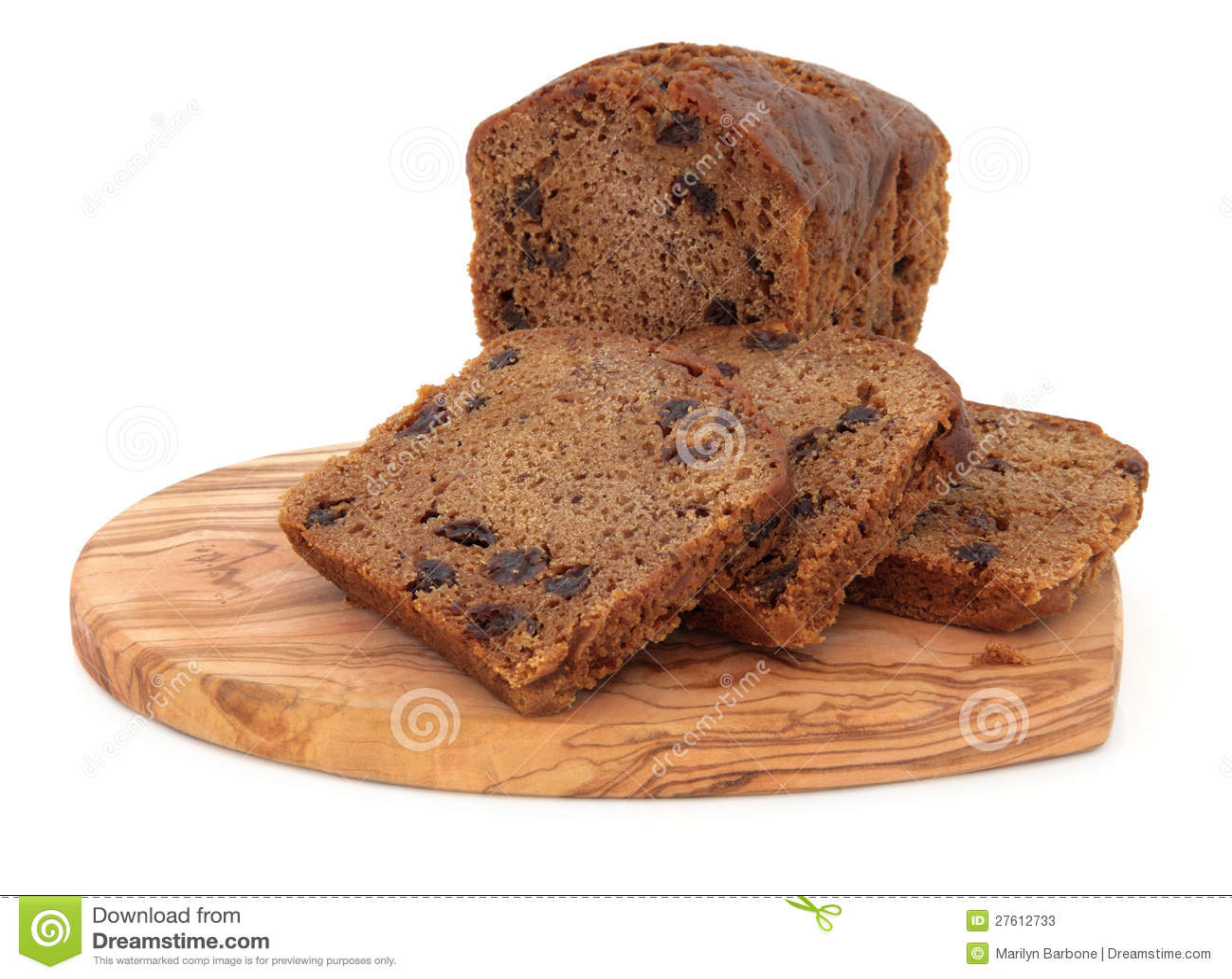 Bara Brith Cake Stock Image Image Of Welsh Dessert 27612733