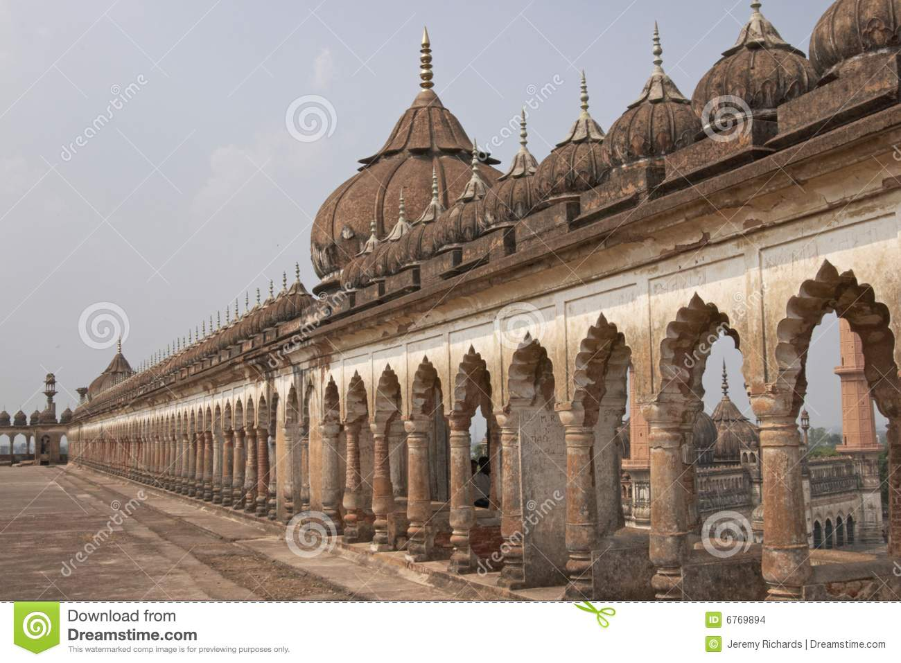 Lucknow India  City pictures : Bara Imambara, Lucknow, India Stock Images Image: 6769894