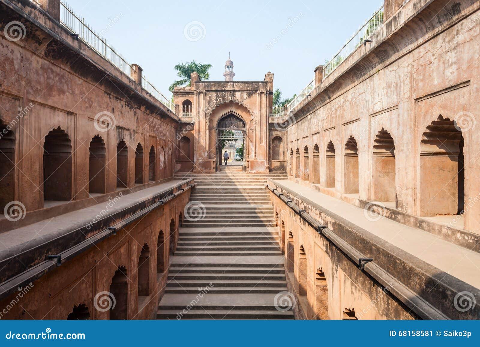 Bara Imambara, Лакхнау