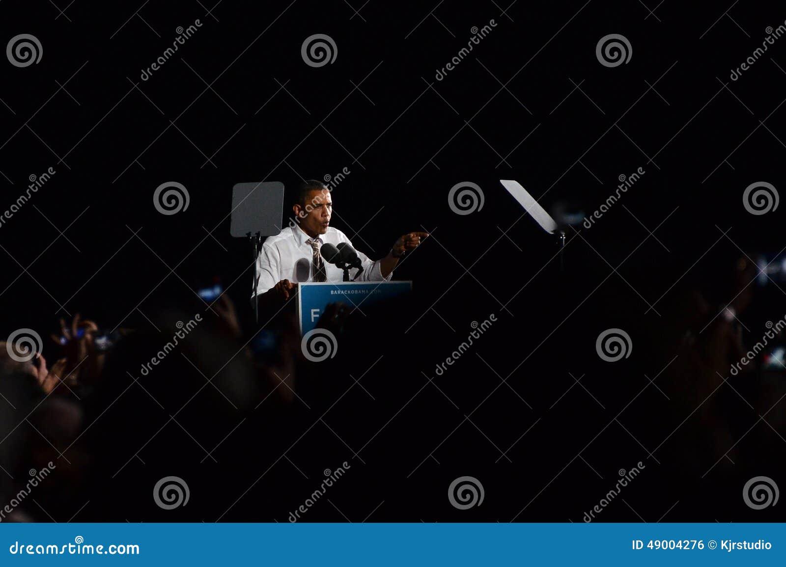 Barack Obama Cleveland Ohio Airforce un