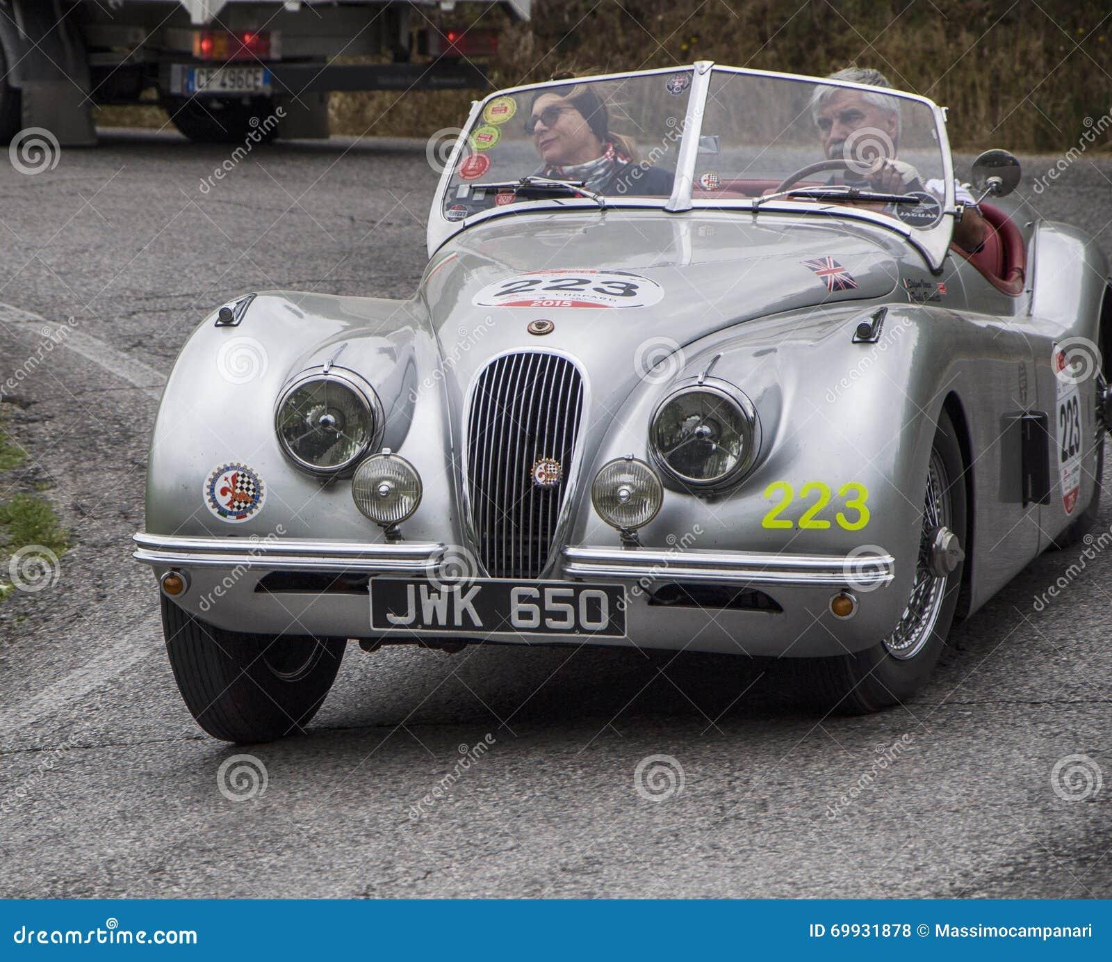 Barata 1951 De JAGUAR XK 120 OTS