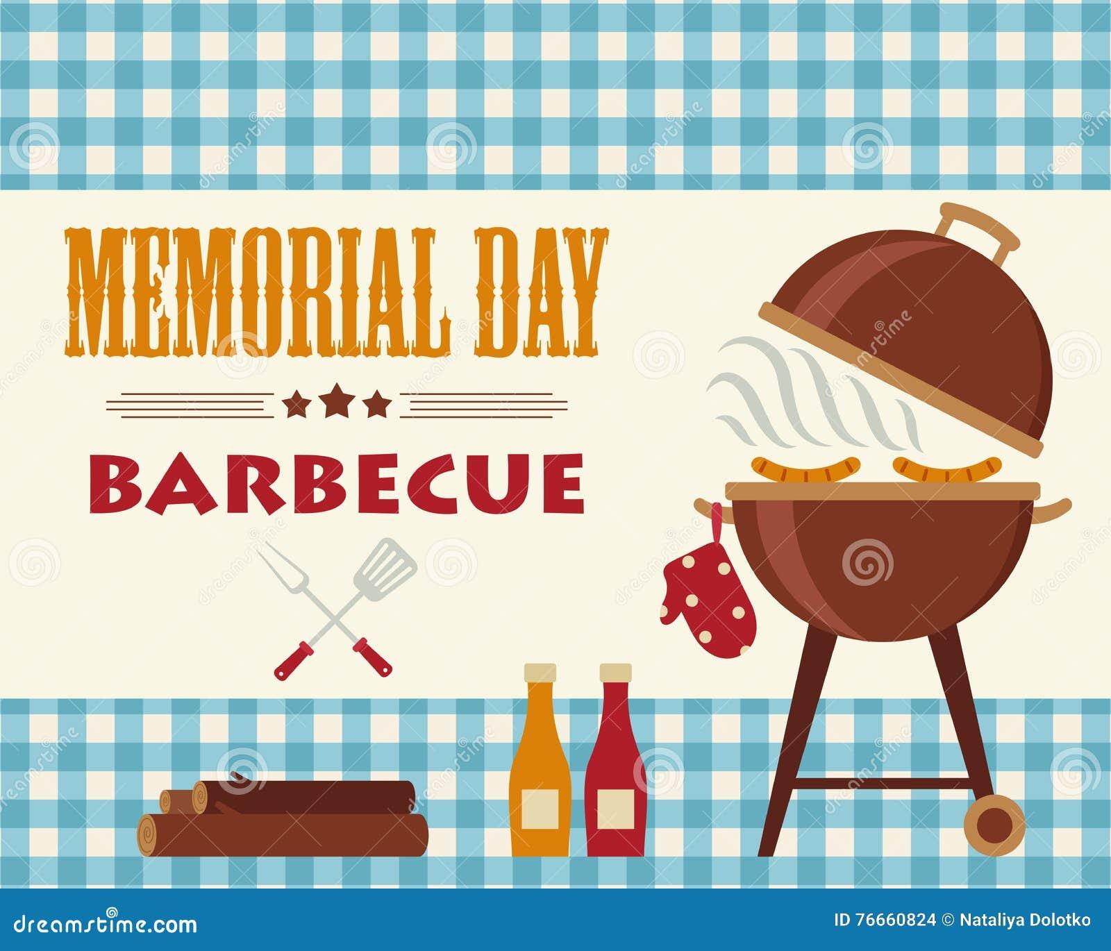 Barbacoa de Memorial Day