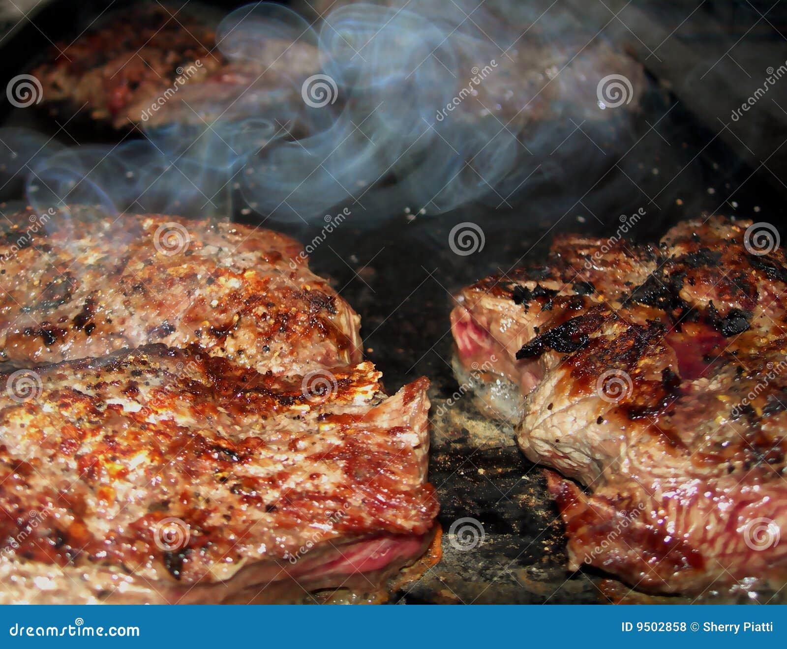 Barbecue de gril de Smokey
