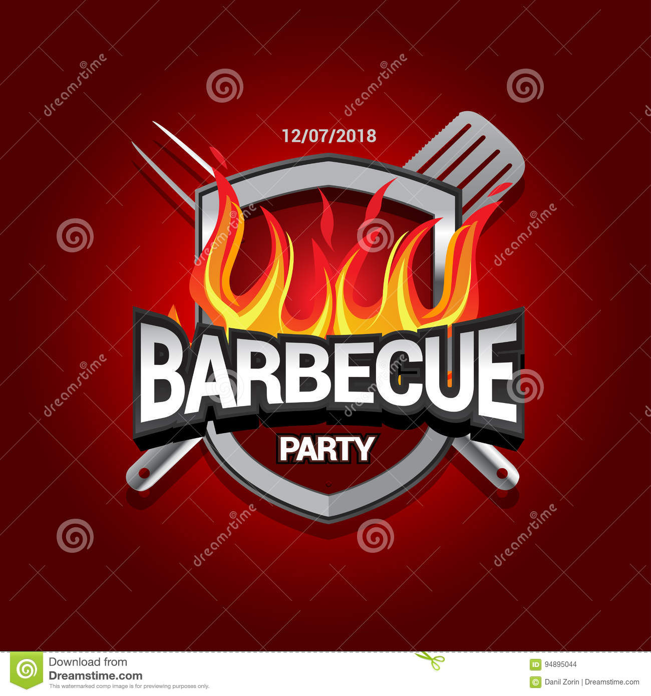 Barbecue Cartoons Illustrations Amp Vector Stock Images