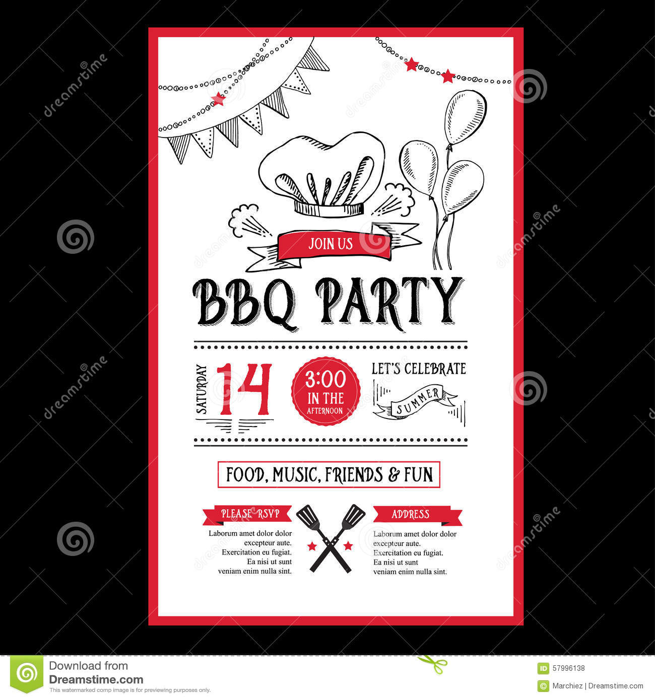 bbq invitation template - solarfm.tk