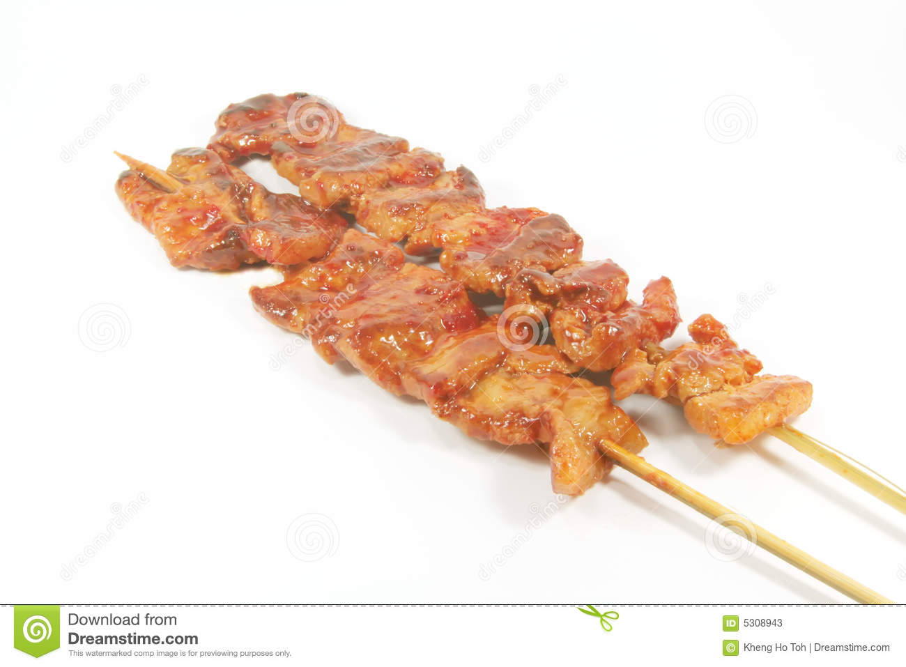 Barbecued Meats
