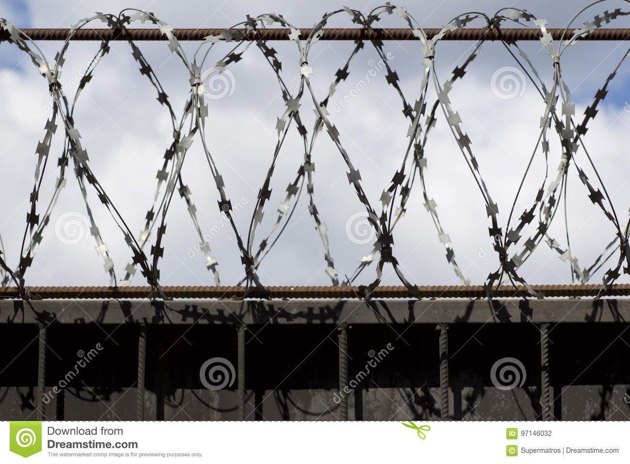 Enchanting Razor Wire Wounds Images - Electrical Circuit Diagram ...