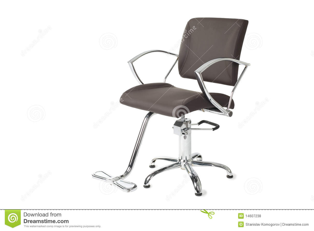 Barber chair royalty free stock photos image 14607238