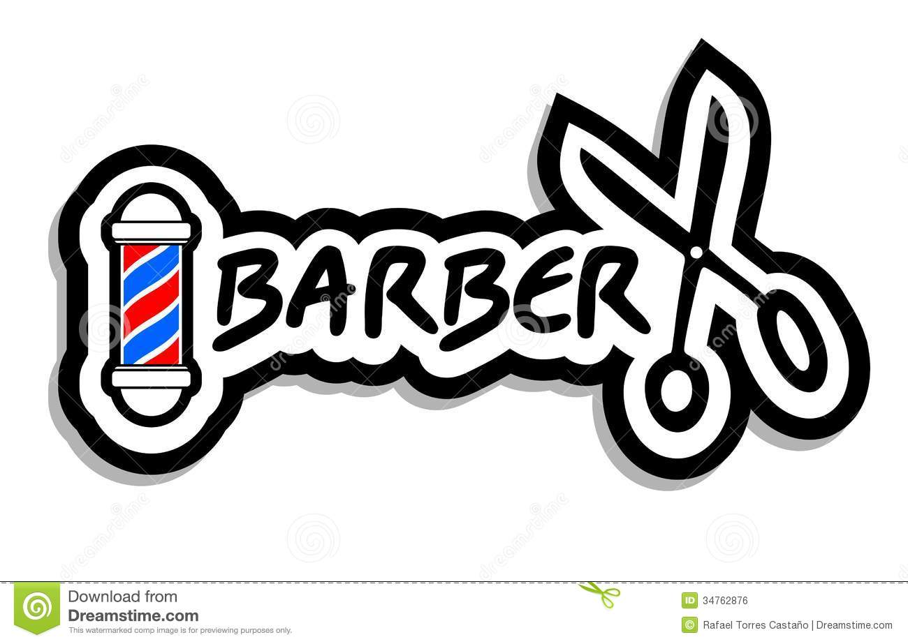 BArber Icon Royalty Free Stock Image - Image: 34762876