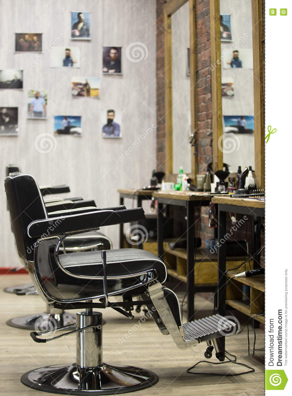 Cool Barber Shop Interior Stock Photo Image Of Health Chair Gmtry Best Dining Table And Chair Ideas Images Gmtryco
