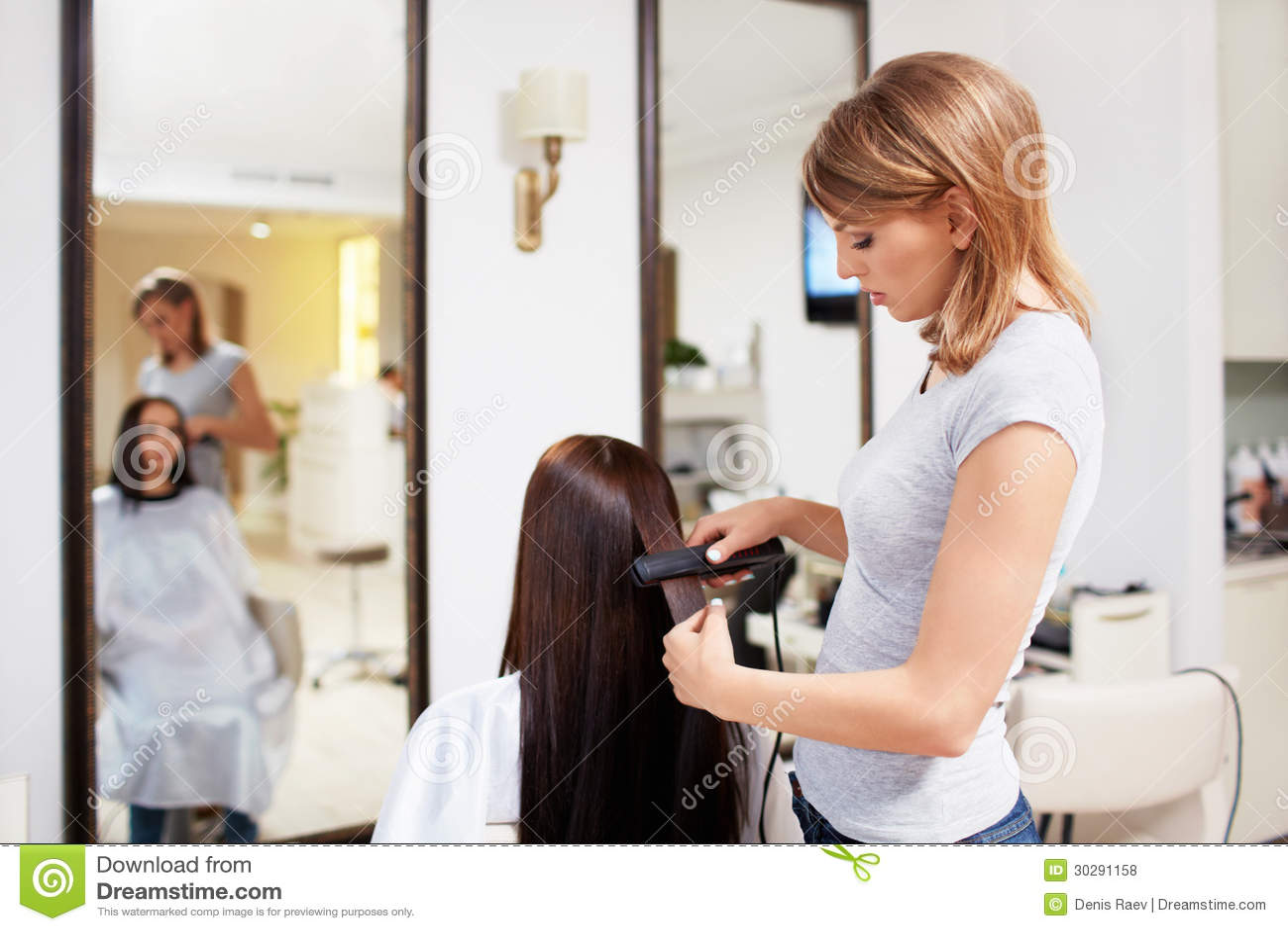 Barbershop Royalty Free Stock Photos - Image: 30291158