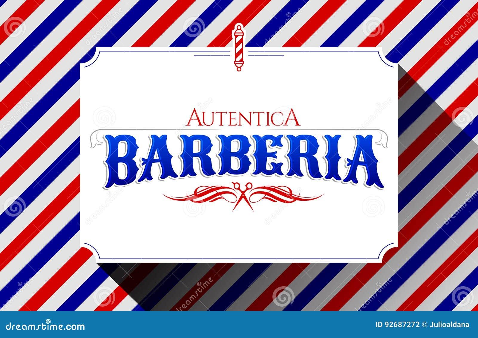 Barberia autentica texto aut ntico del espa ol de la - La barberia de vigo ...