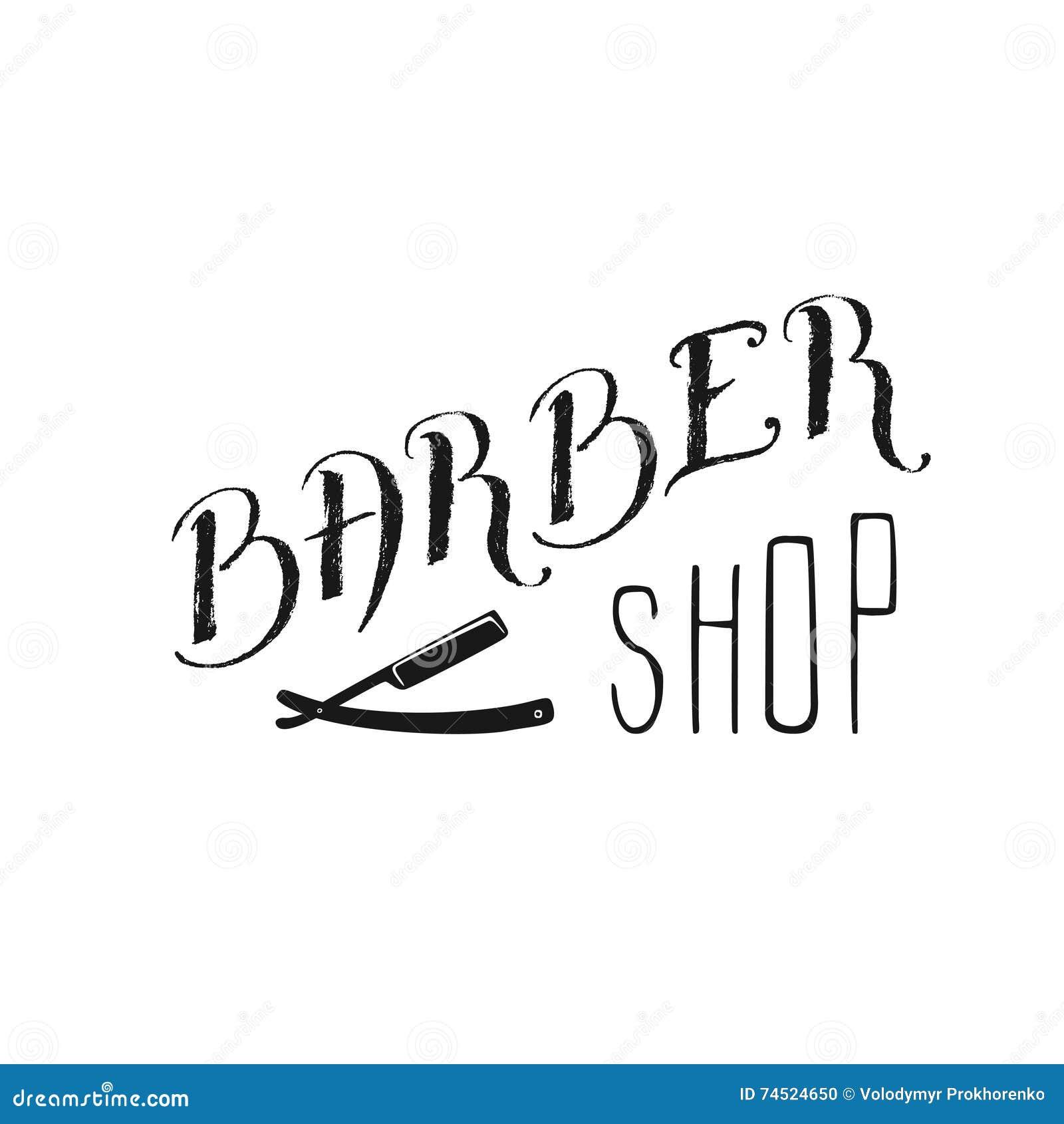 Download Barbershop Stock Vector Illustration Of Razor Design