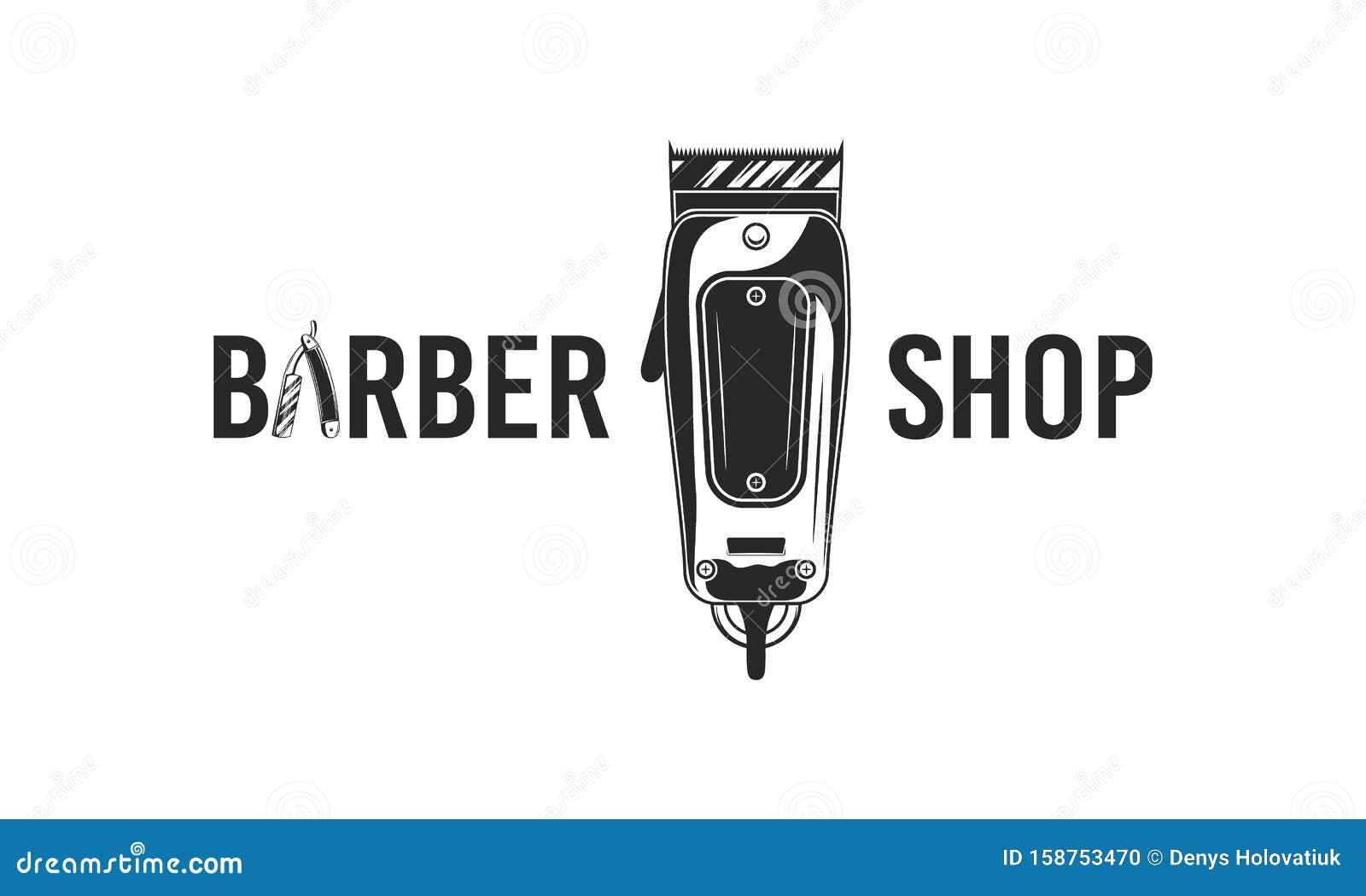 Barber Logo Clipper Stock Illustrations 786 Barber Logo Clipper Stock Illustrations Vectors Clipart Dreamstime