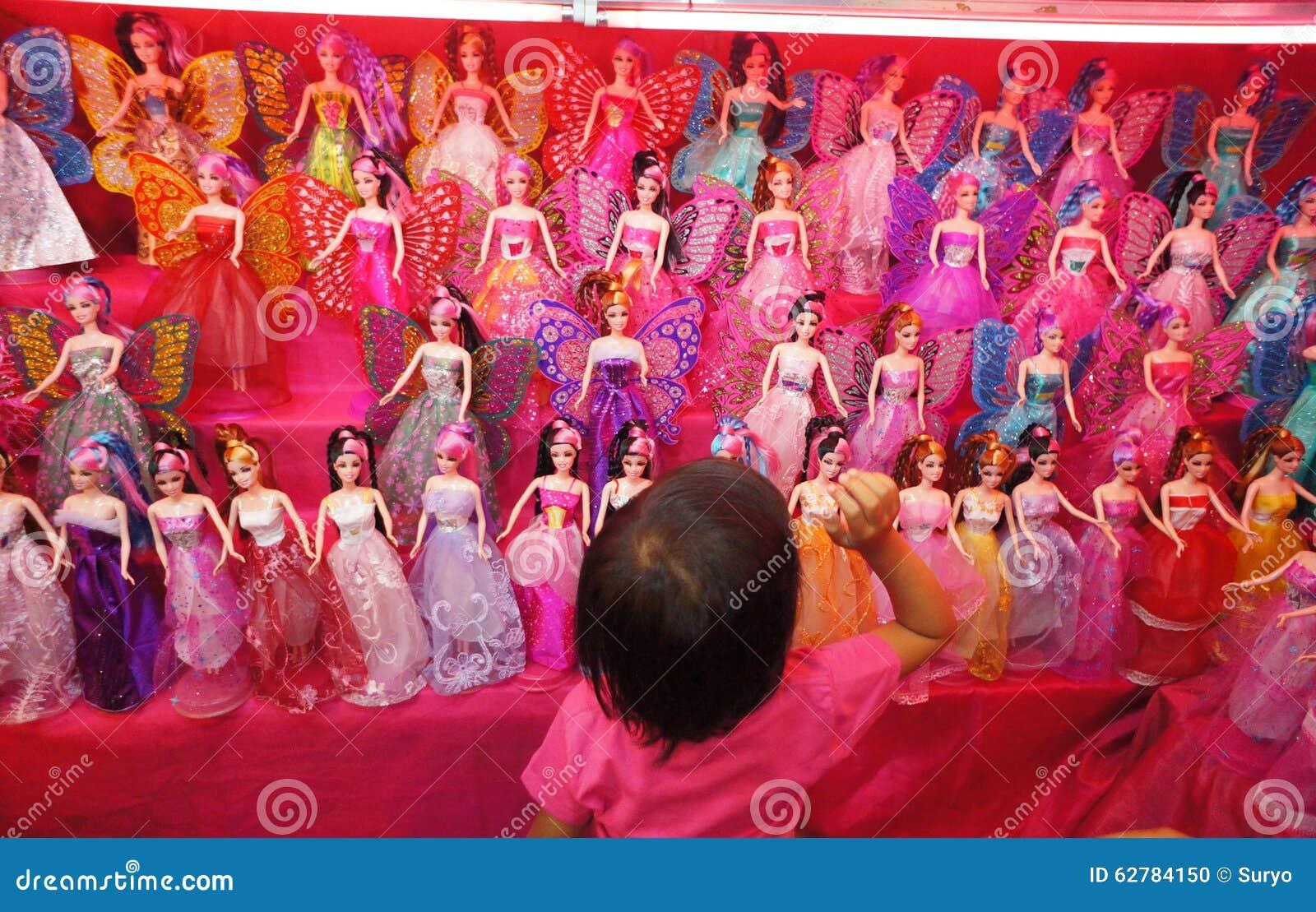 Barbie dockor