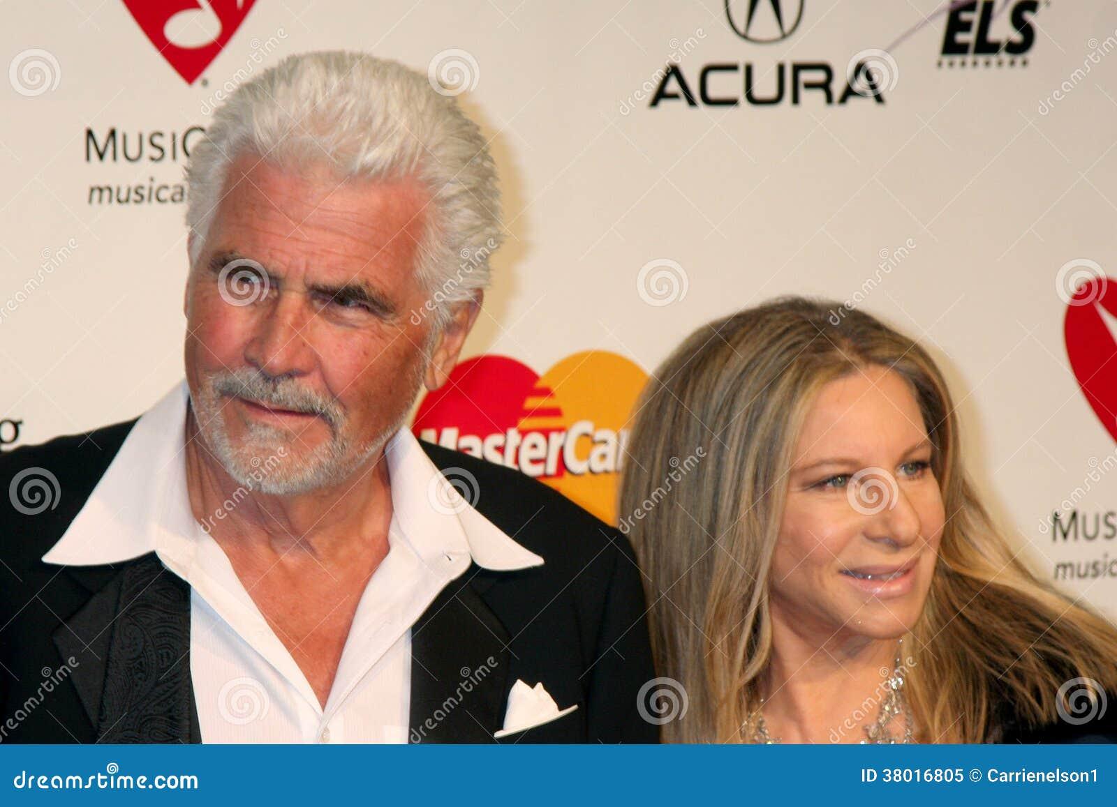 Barbra Streisand James Brolin