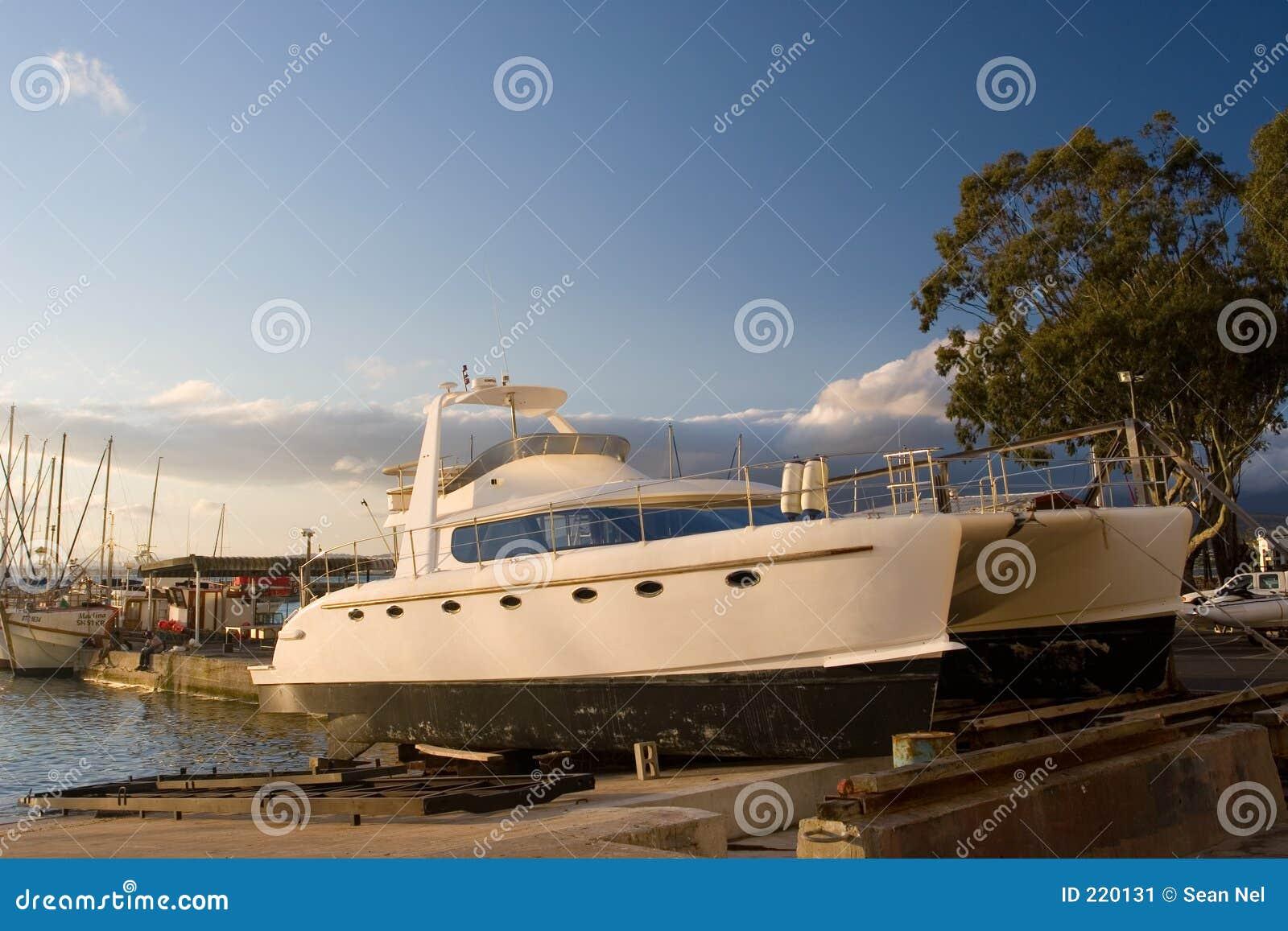 Barca #7 del capo