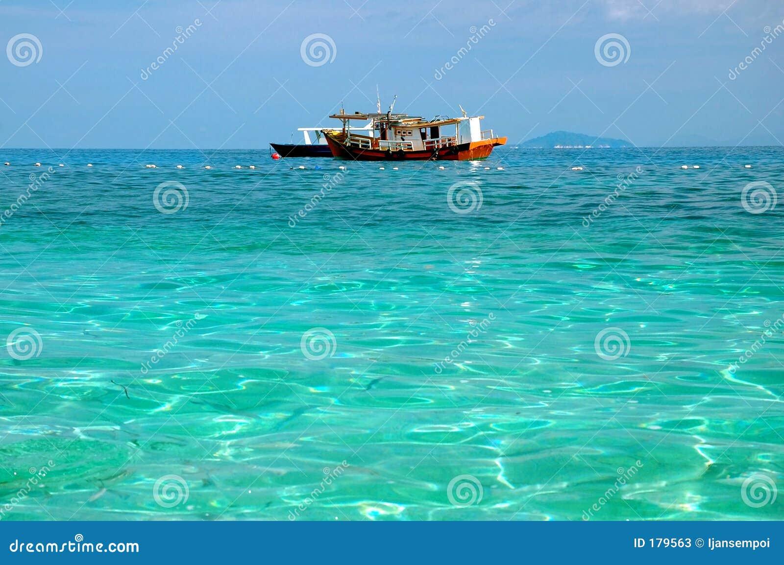 Barca da solo
