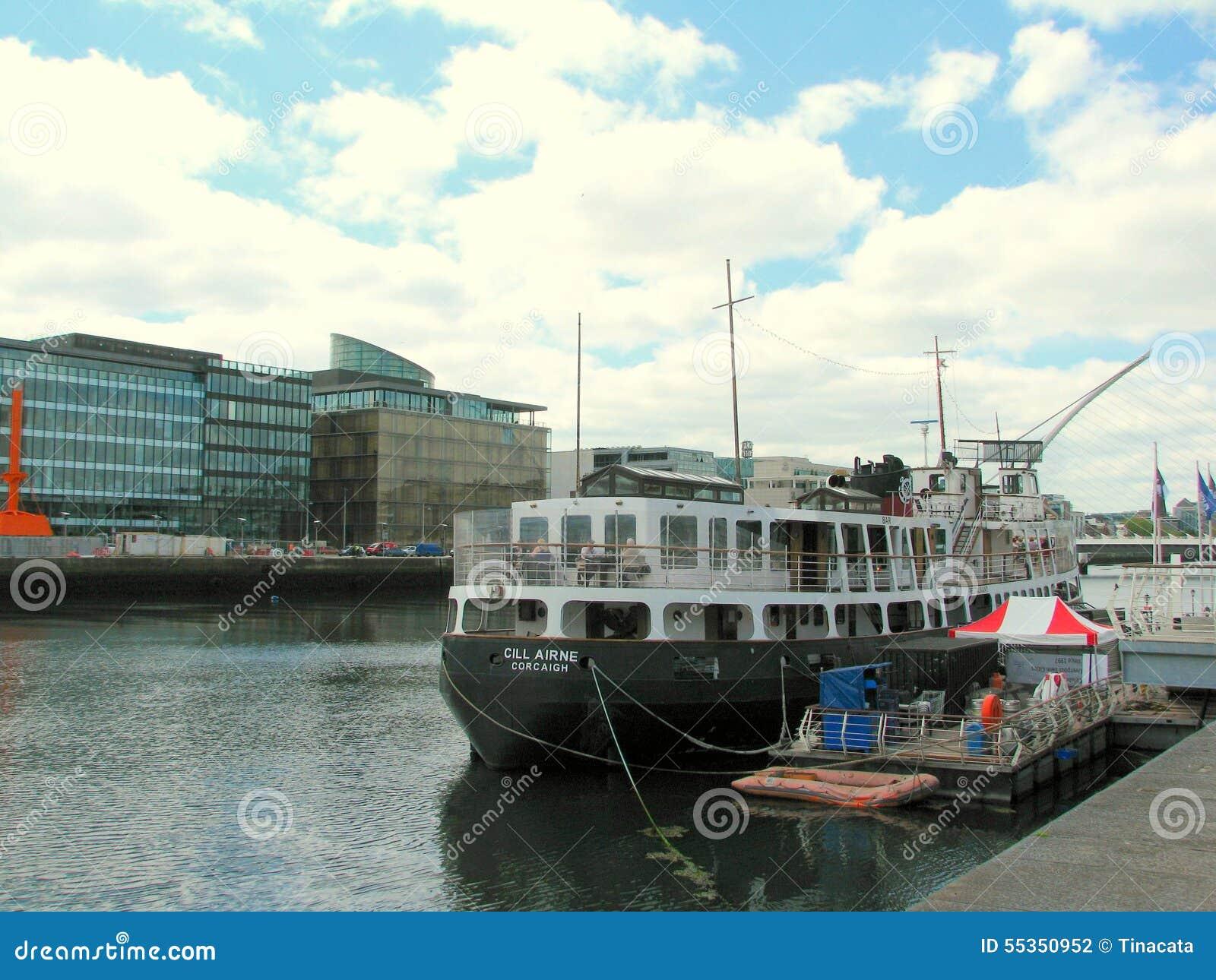 Barca di Cill Airne Corcaigh