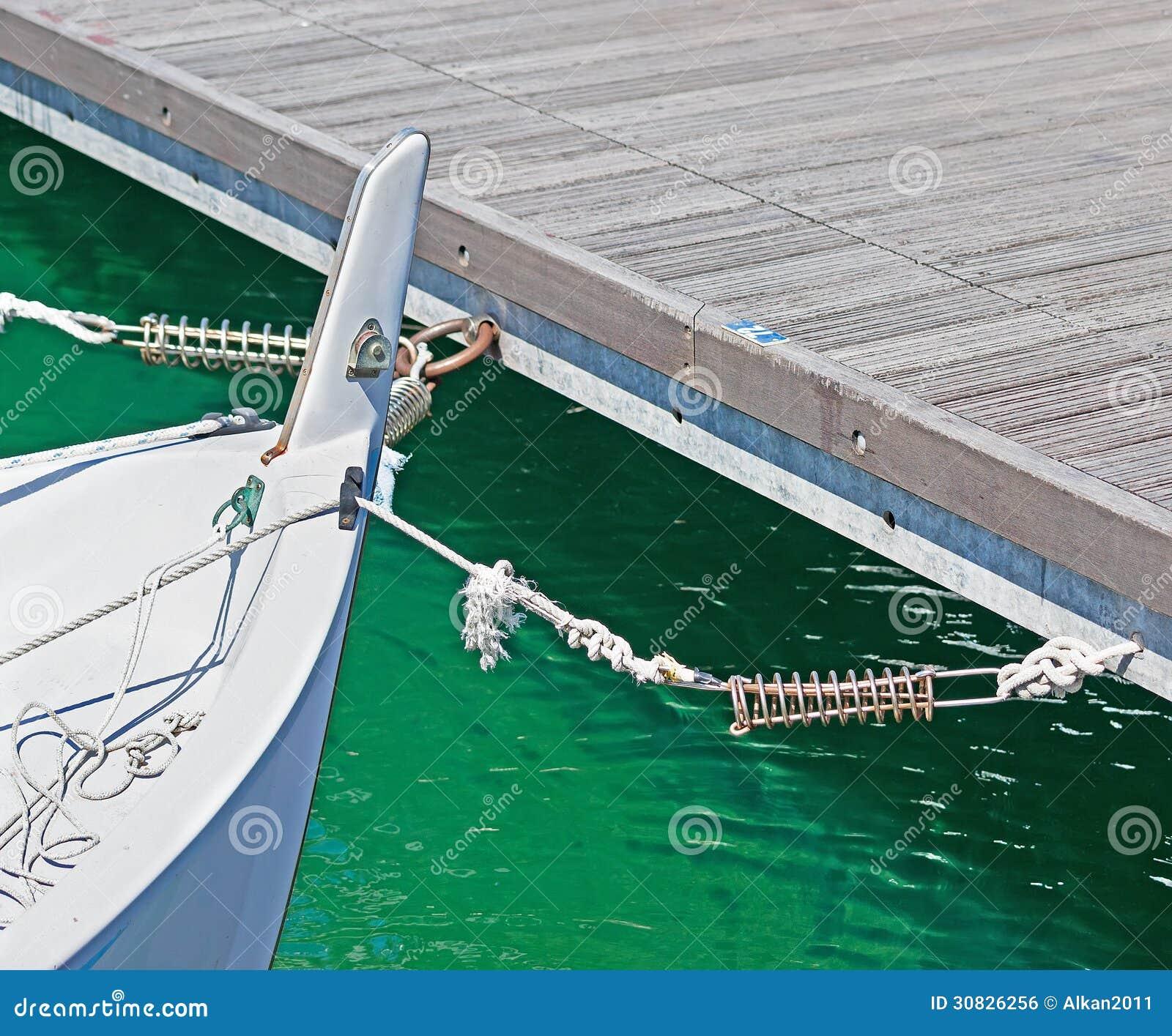 Barca legata