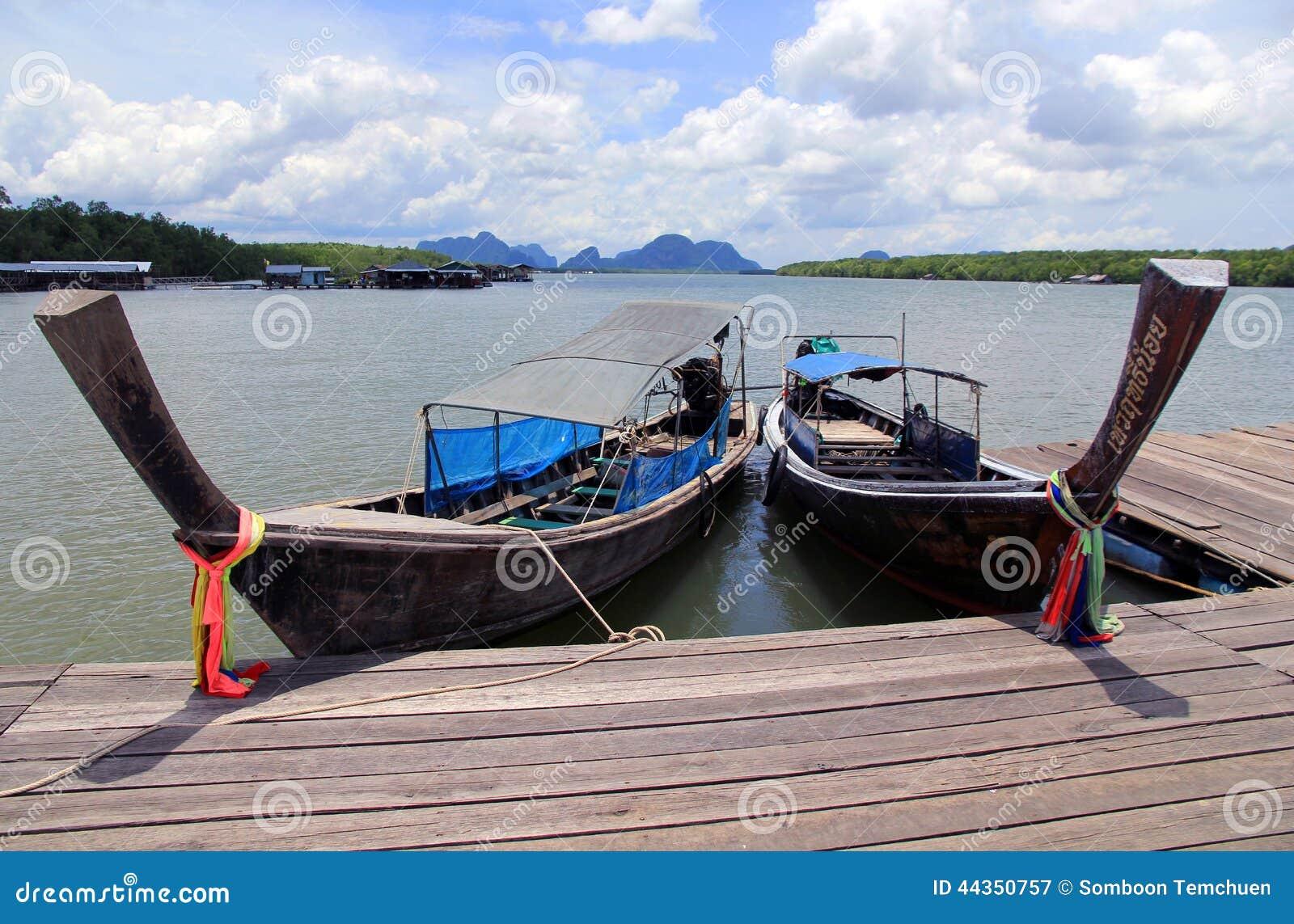 Barca Long-tailed