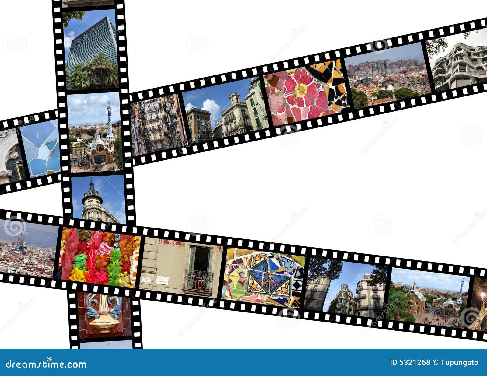 Download Barcellona fotografia stock. Immagine di pellicola, foto - 5321268