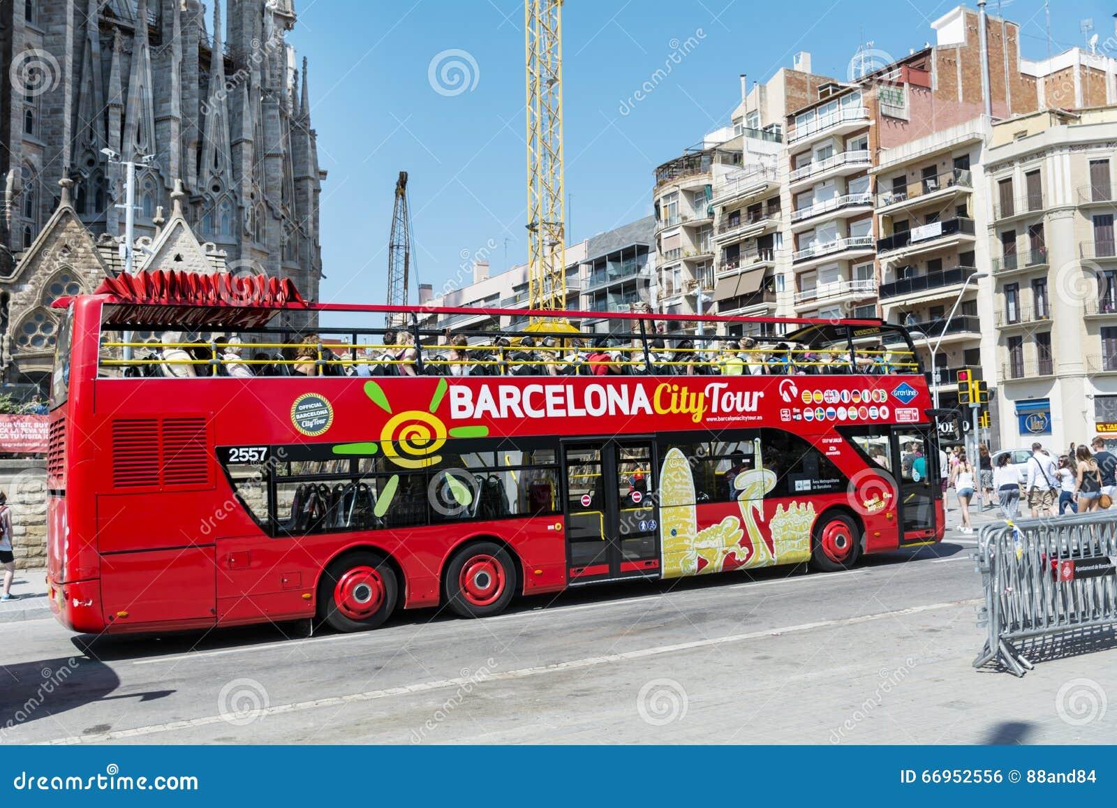 Barcelona bus tours coupons