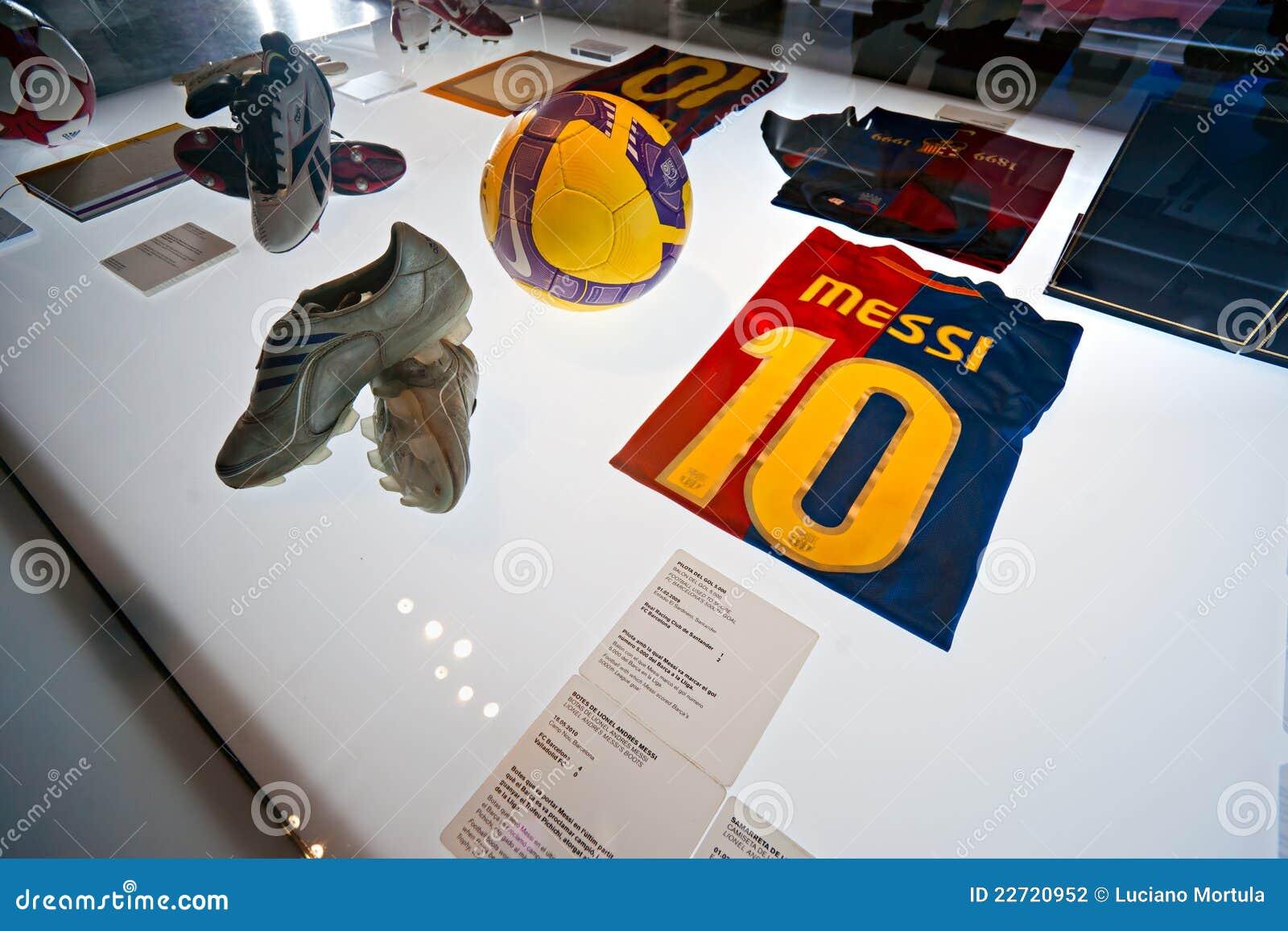 Barcelona fcb-museum spain