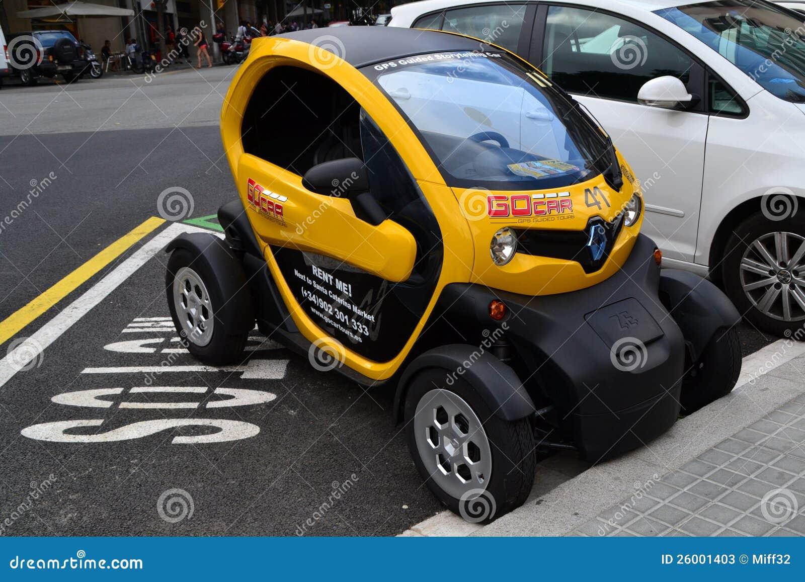 Barcelona Spain Rent A Car