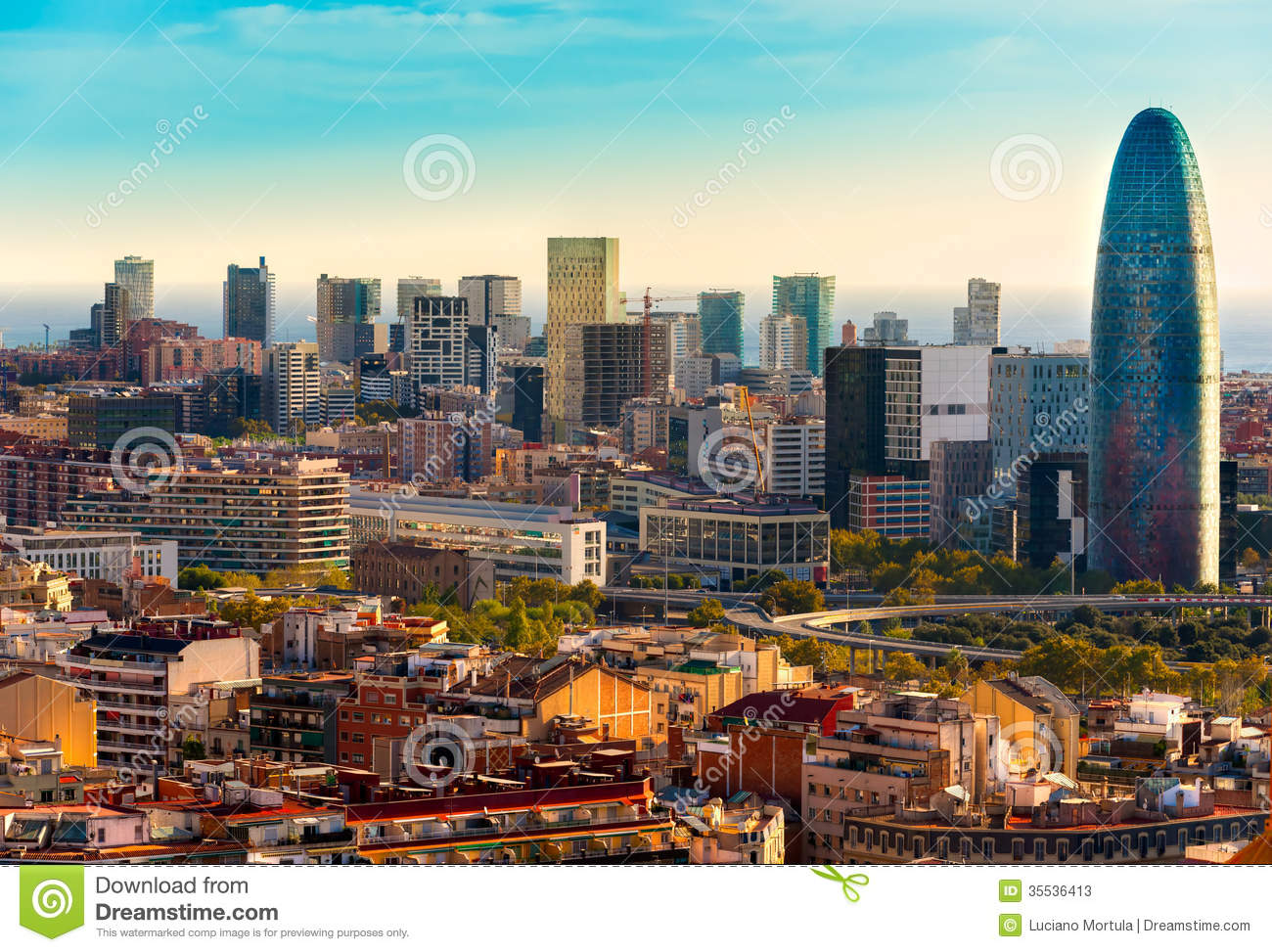 barcelona  spain  stock photos